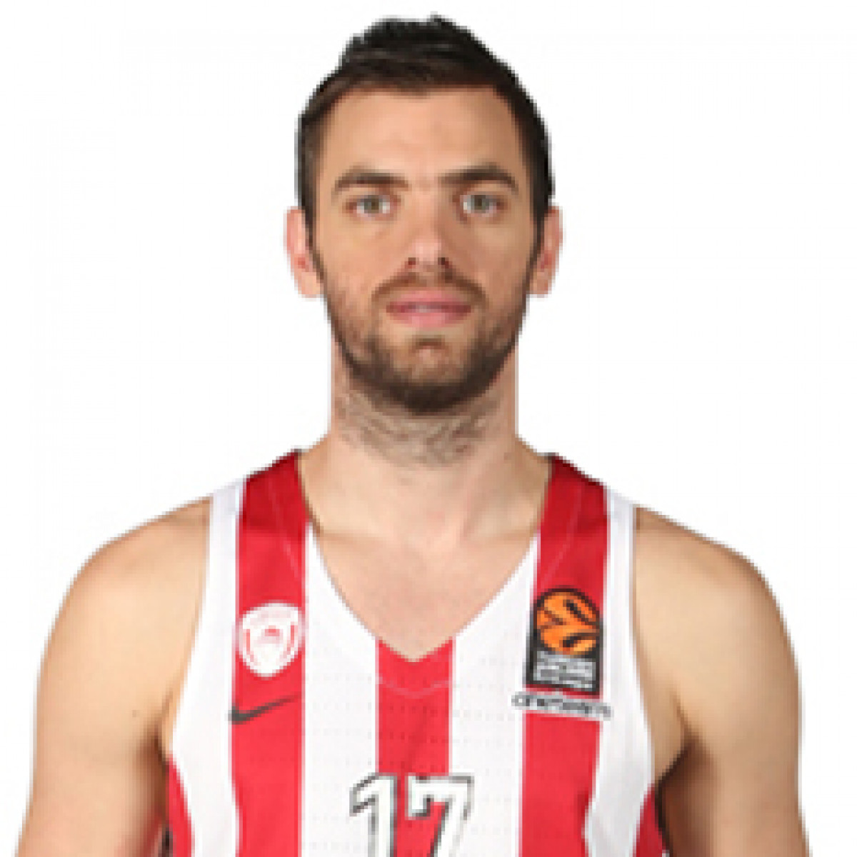 Photo of Vangelis Mantzaris, 2018-2019 season