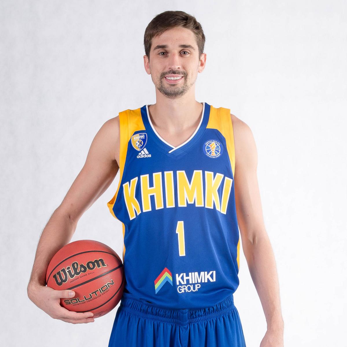 Photo of Alexey Shved, 2017-2018 season