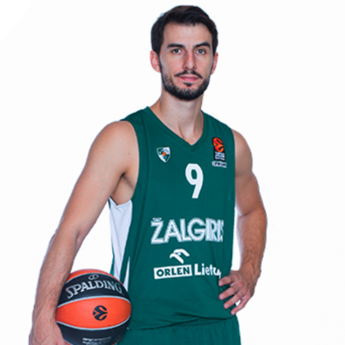 Photo of Leo Westermann, 2018-2019 season