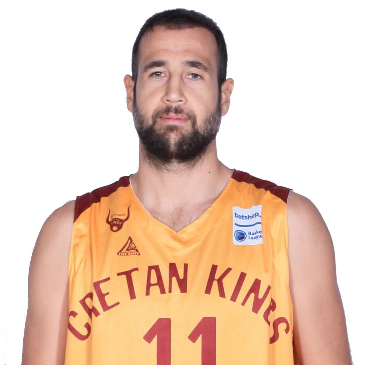Photo of Andreas Glyniadakis, 2018-2019 season