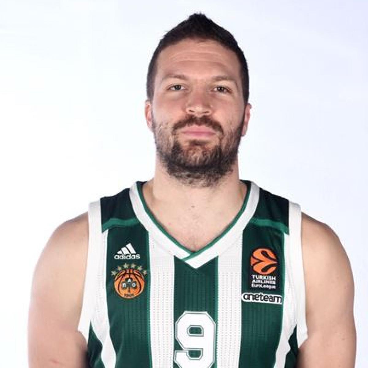 Photo of Vaggelis Sakellariou, 2018-2019 season