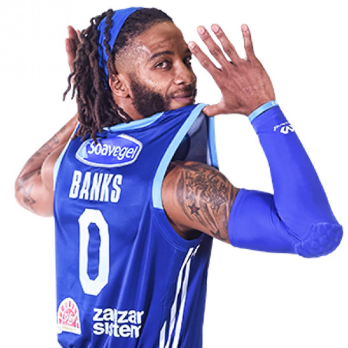 Photo of Adrian Banks, 2018-2019 season