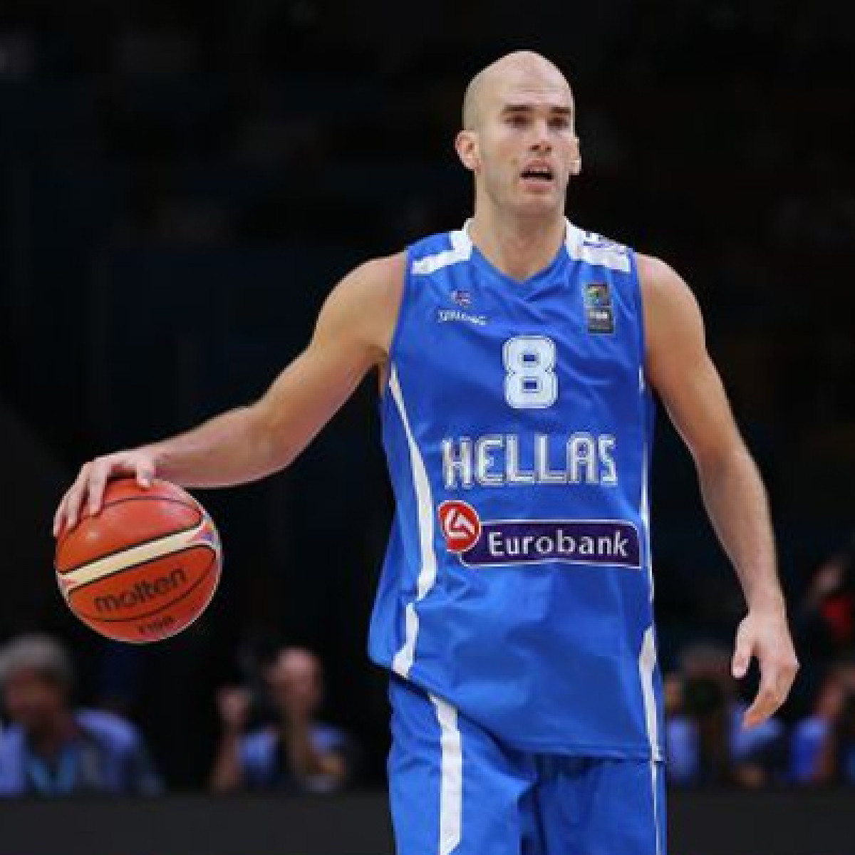 Photo of Nick Calathes, 2015-2016 season