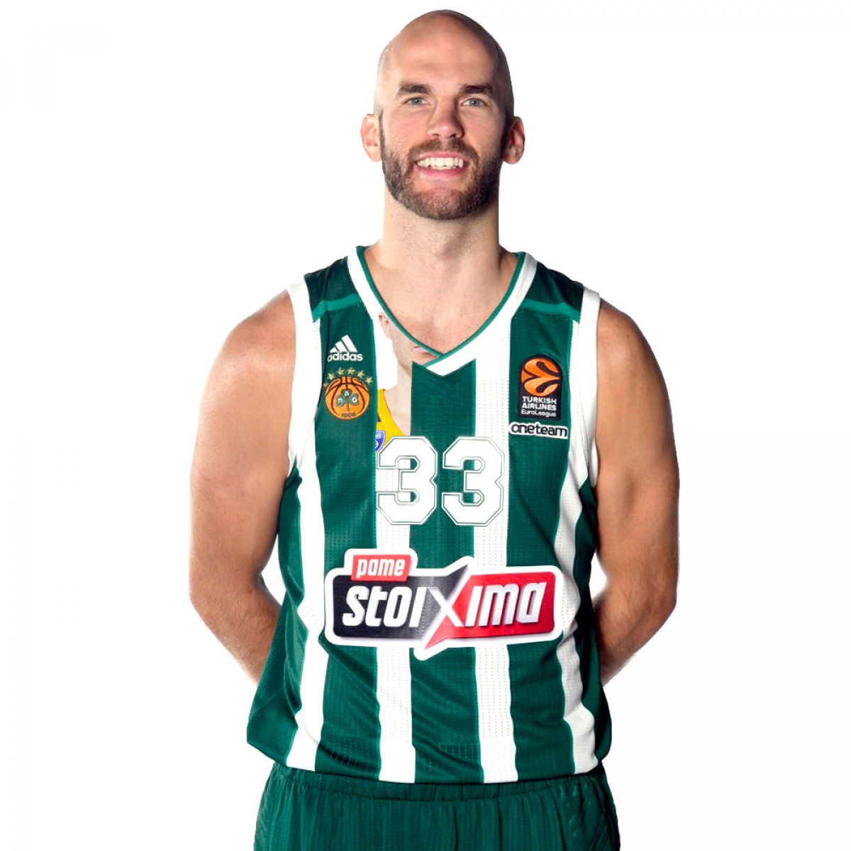 Photo of Nick Calathes, 2019-2020 season