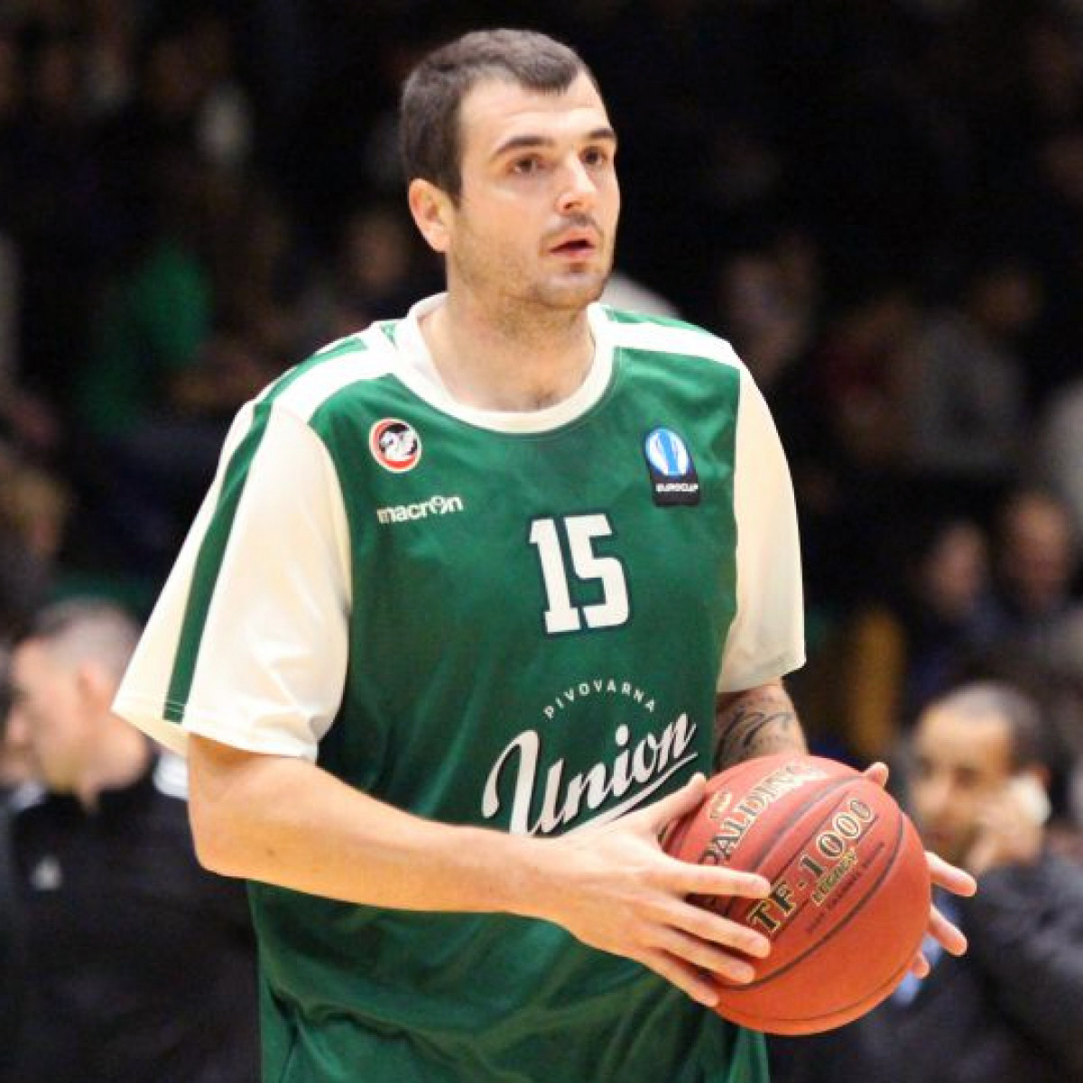 Photo of Sava Lesic, 2015-2016 season