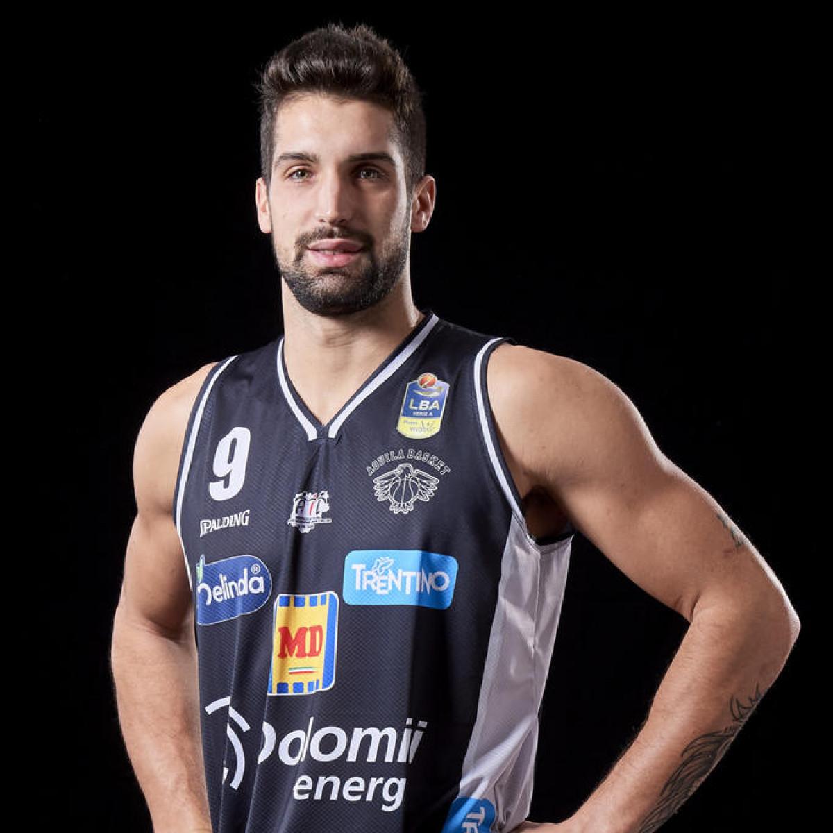 Photo of Fabio Mian, 2018-2019 season