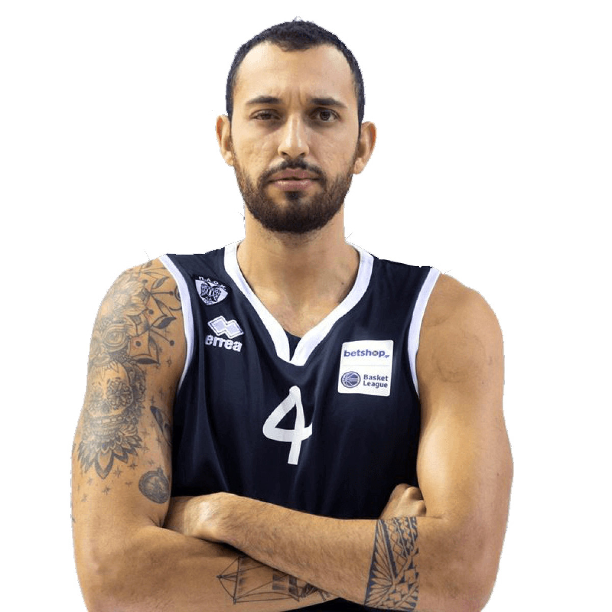 Photo of Linos Chrysikopoulos, 2018-2019 season