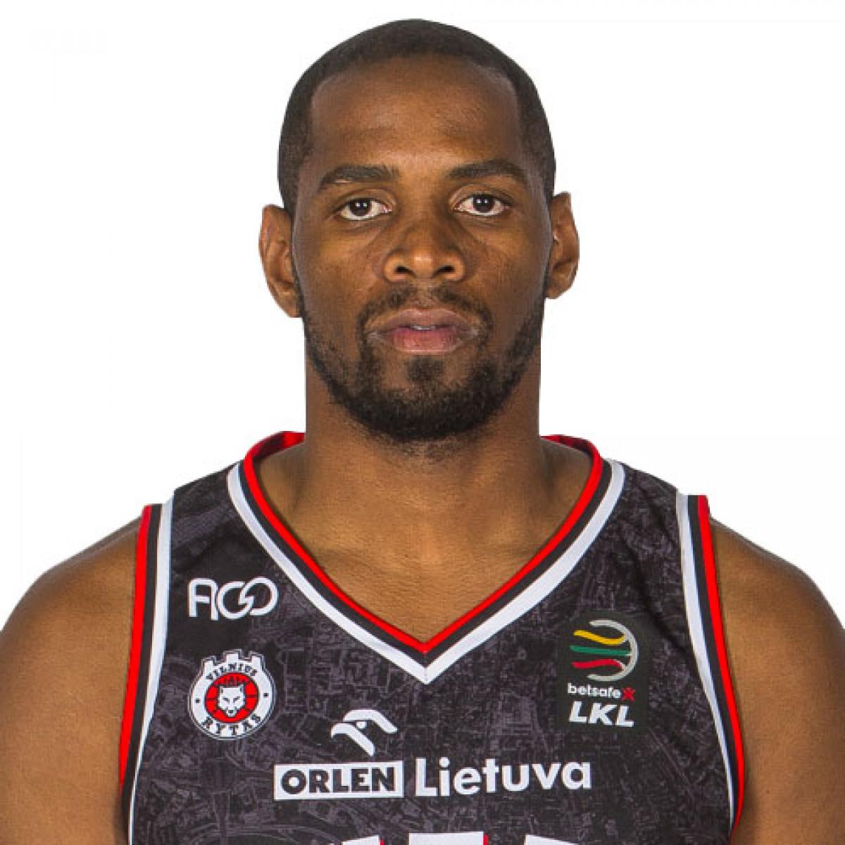 Photo of Terrell Holloway, 2019-2020 season