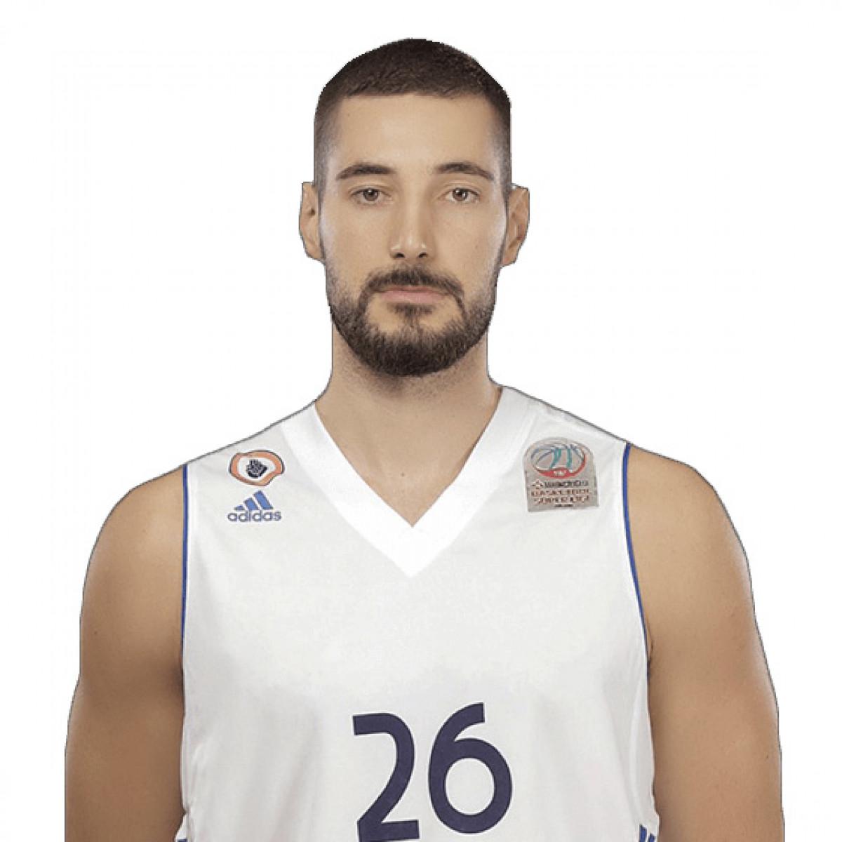 Photo of Luka Babic, 2018-2019 season