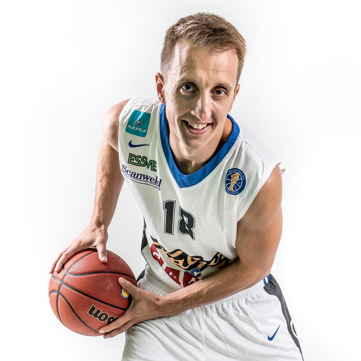 Photo of Branko Mirkovic, 2017-2018 season
