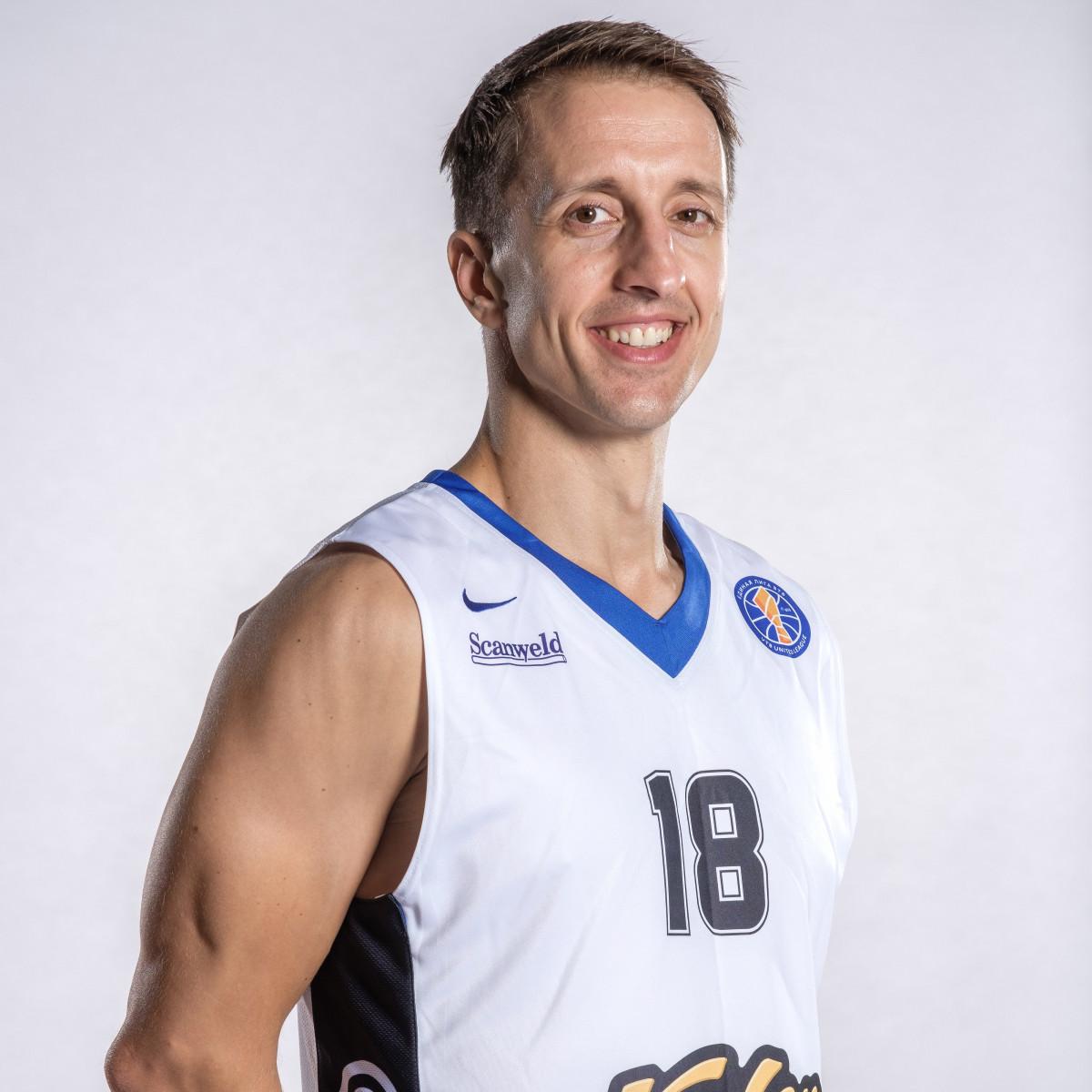 Photo of Branko Mirkovic, 2018-2019 season