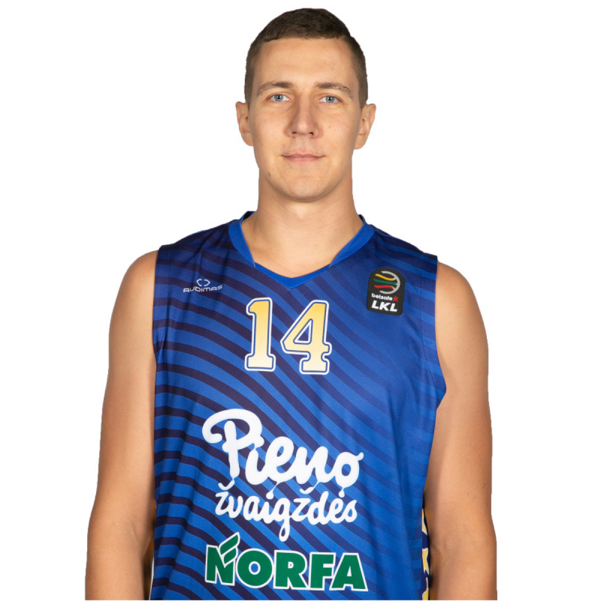 Photo of Paulius Petrilevicius, 2019-2020 season