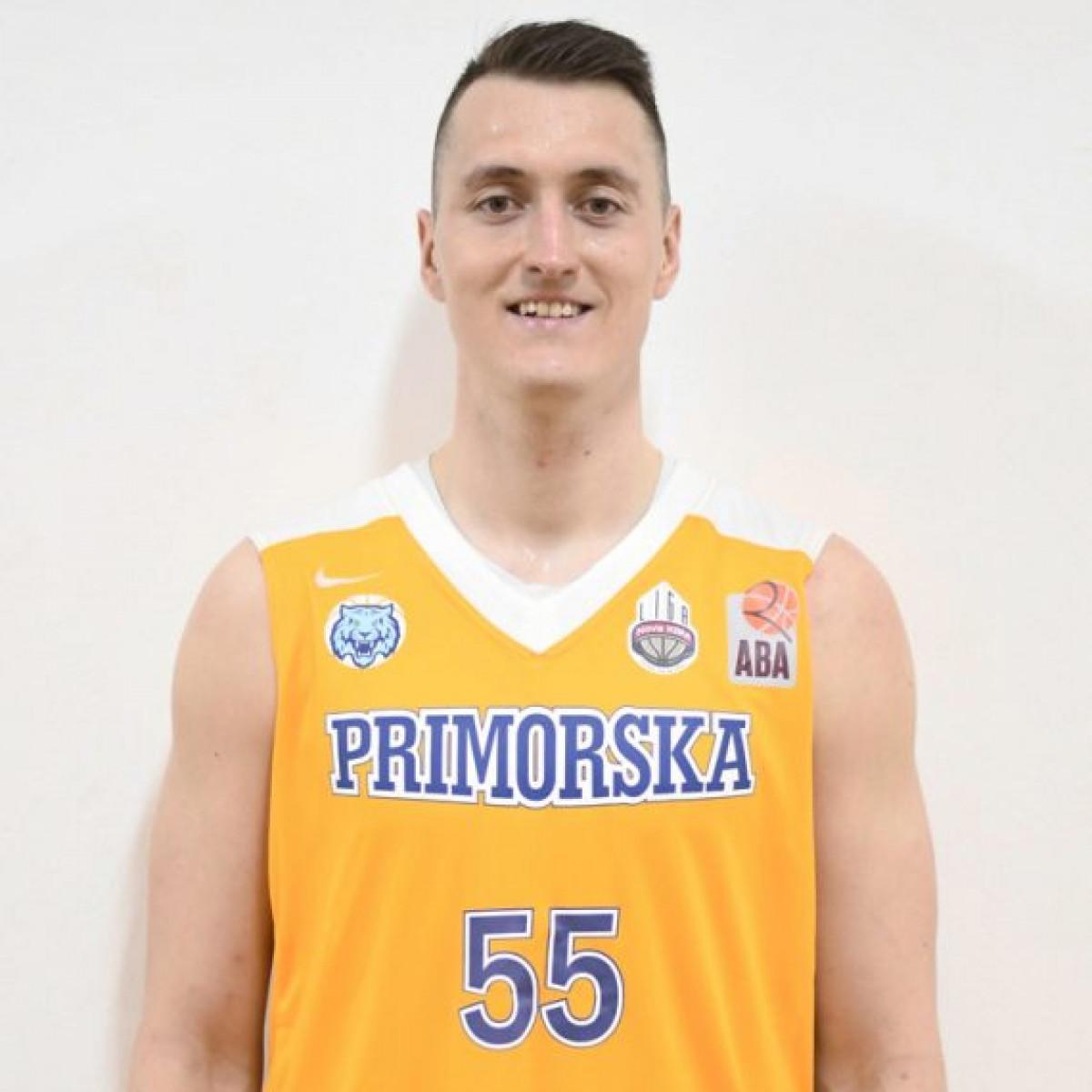 Photo of Jakob Cebasek, 2018-2019 season