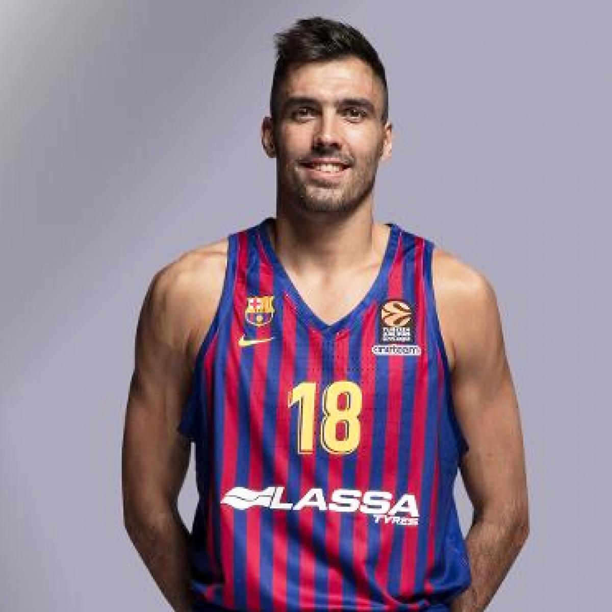 Photo of Pere Oriola, 2019-2020 season