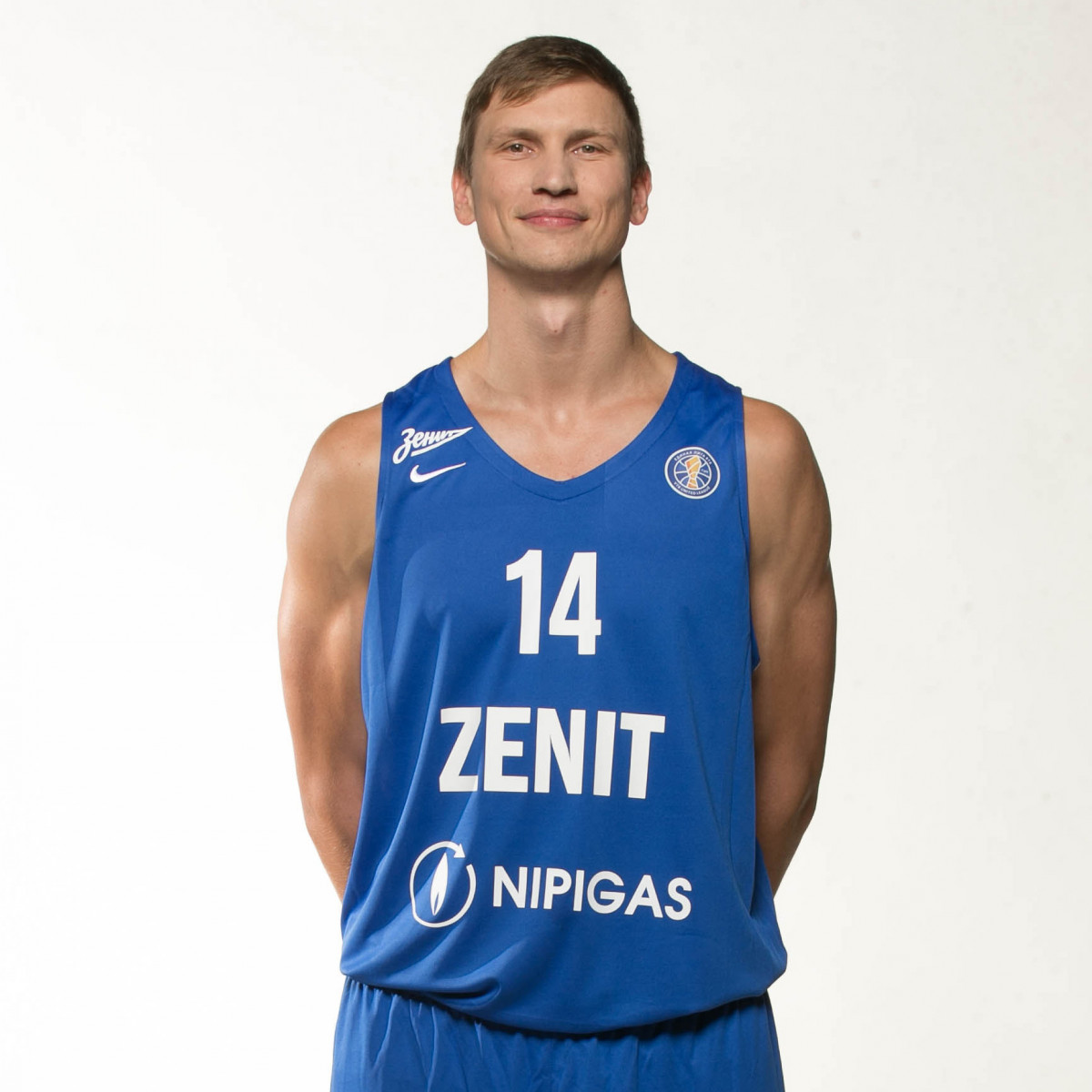 Photo of Anton Pushkov, 2018-2019 season