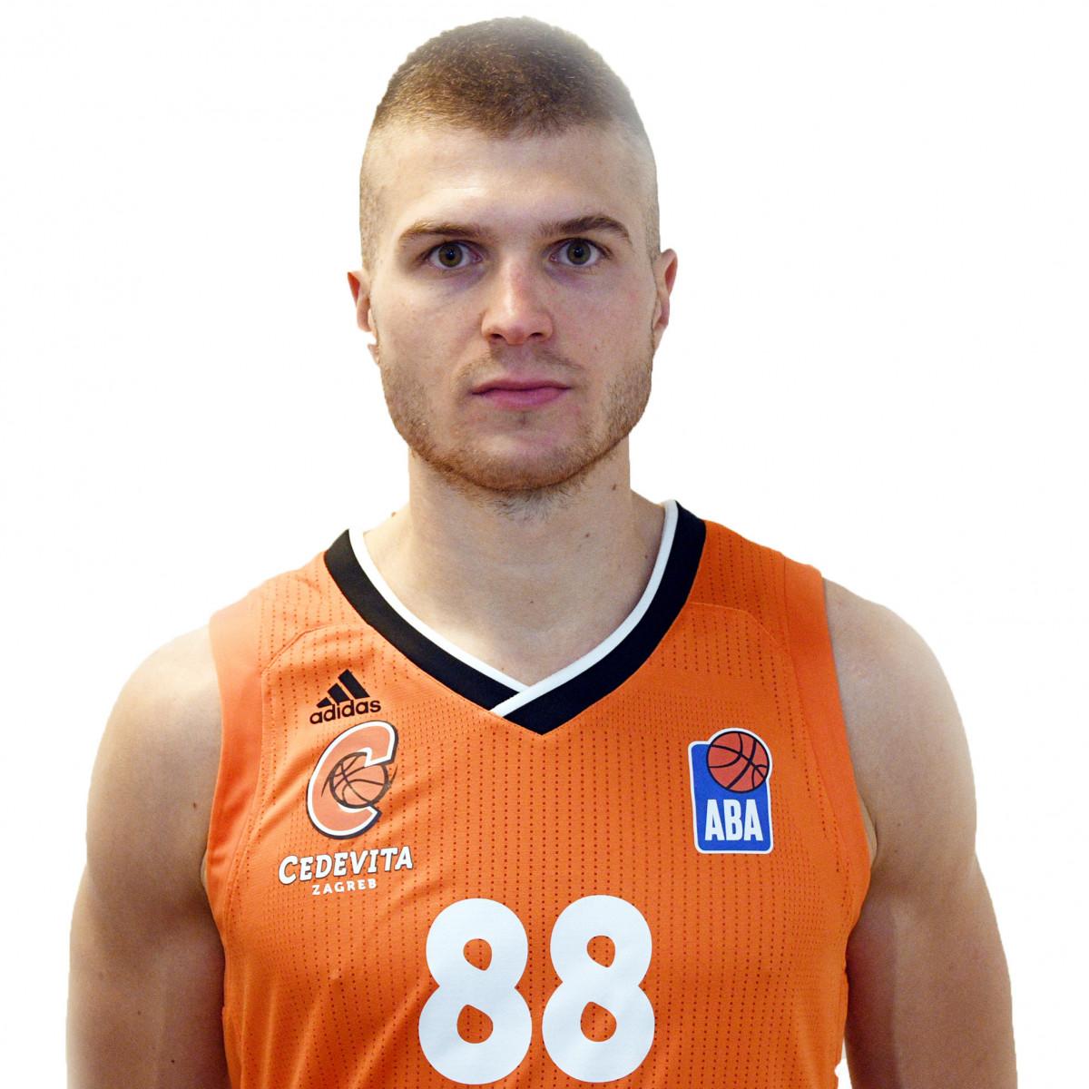Photo of Edo Muric, 2018-2019 season