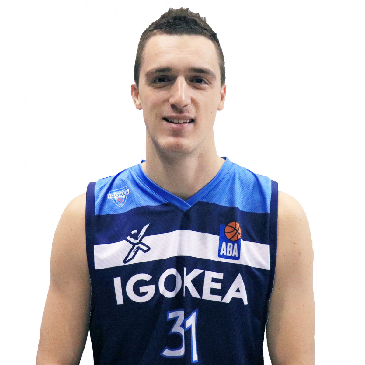 Photo of Danilo Andjusic, 2018-2019 season