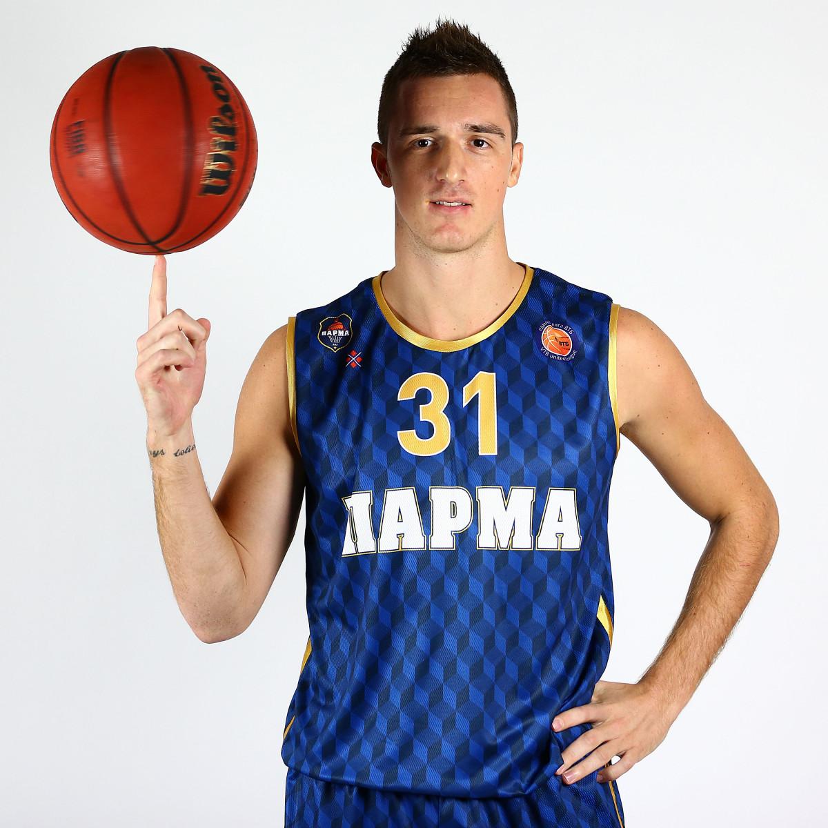 Photo of Danilo Andjusic, 2016-2017 season