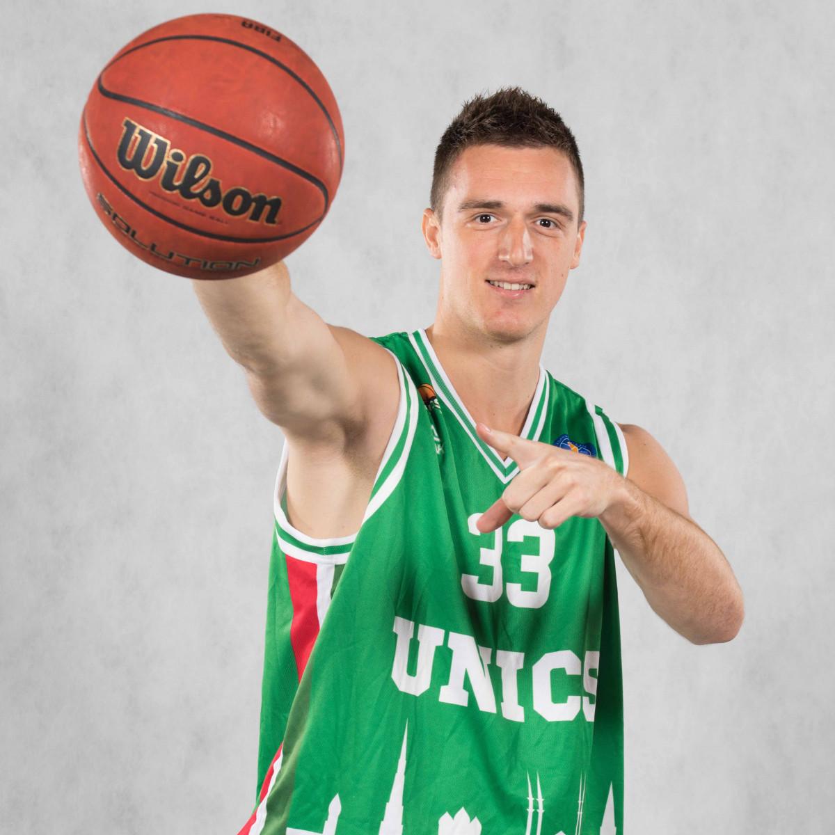Photo of Danilo Andjusic, 2017-2018 season
