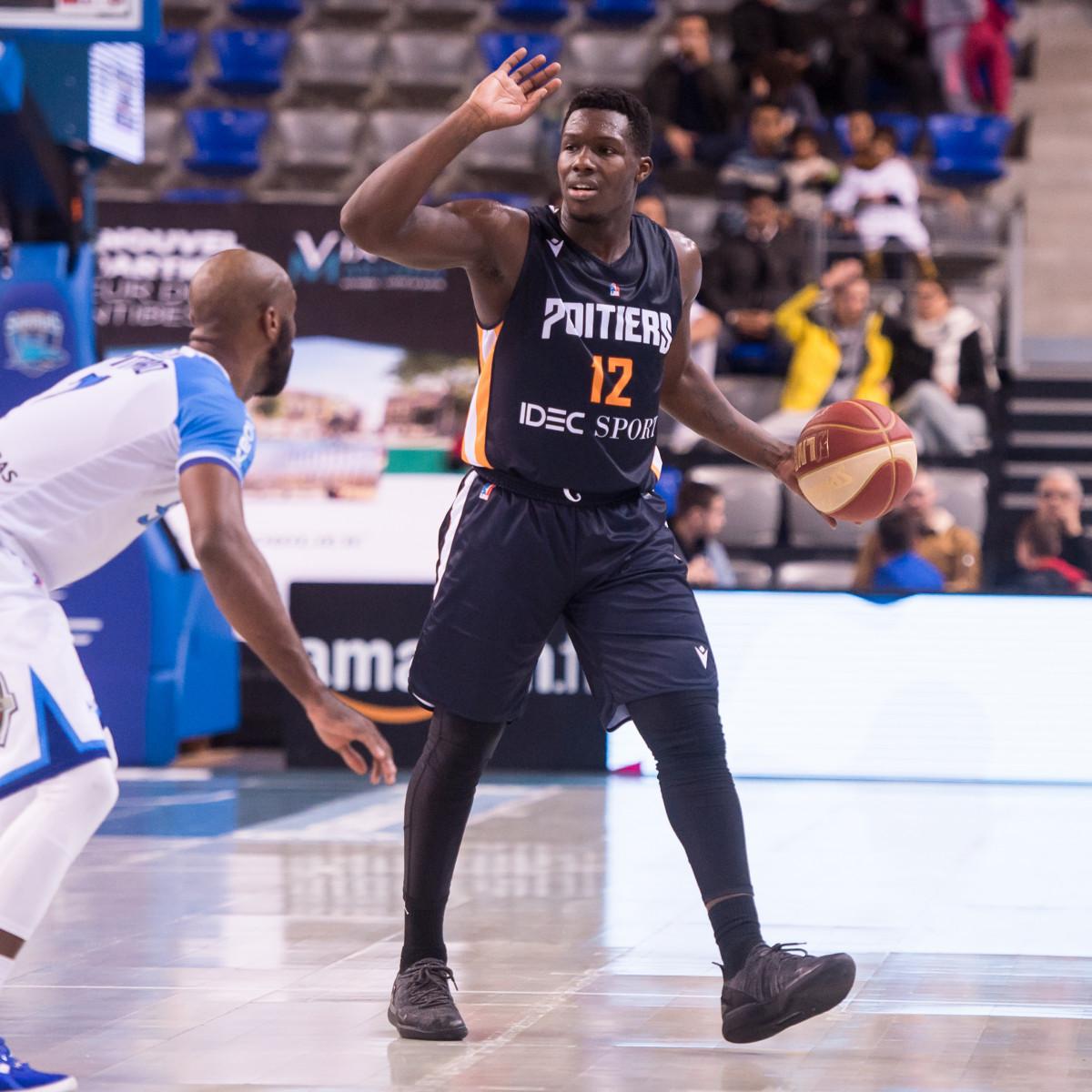 Photo of Bryan Pamba-Juille, 2019-2020 season