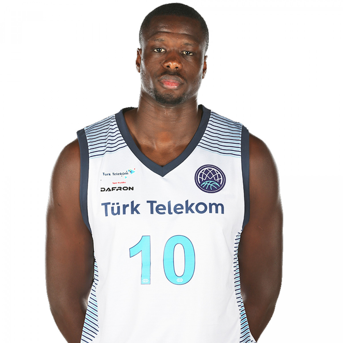 Photo of Moustapha Fall, 2019-2020 season