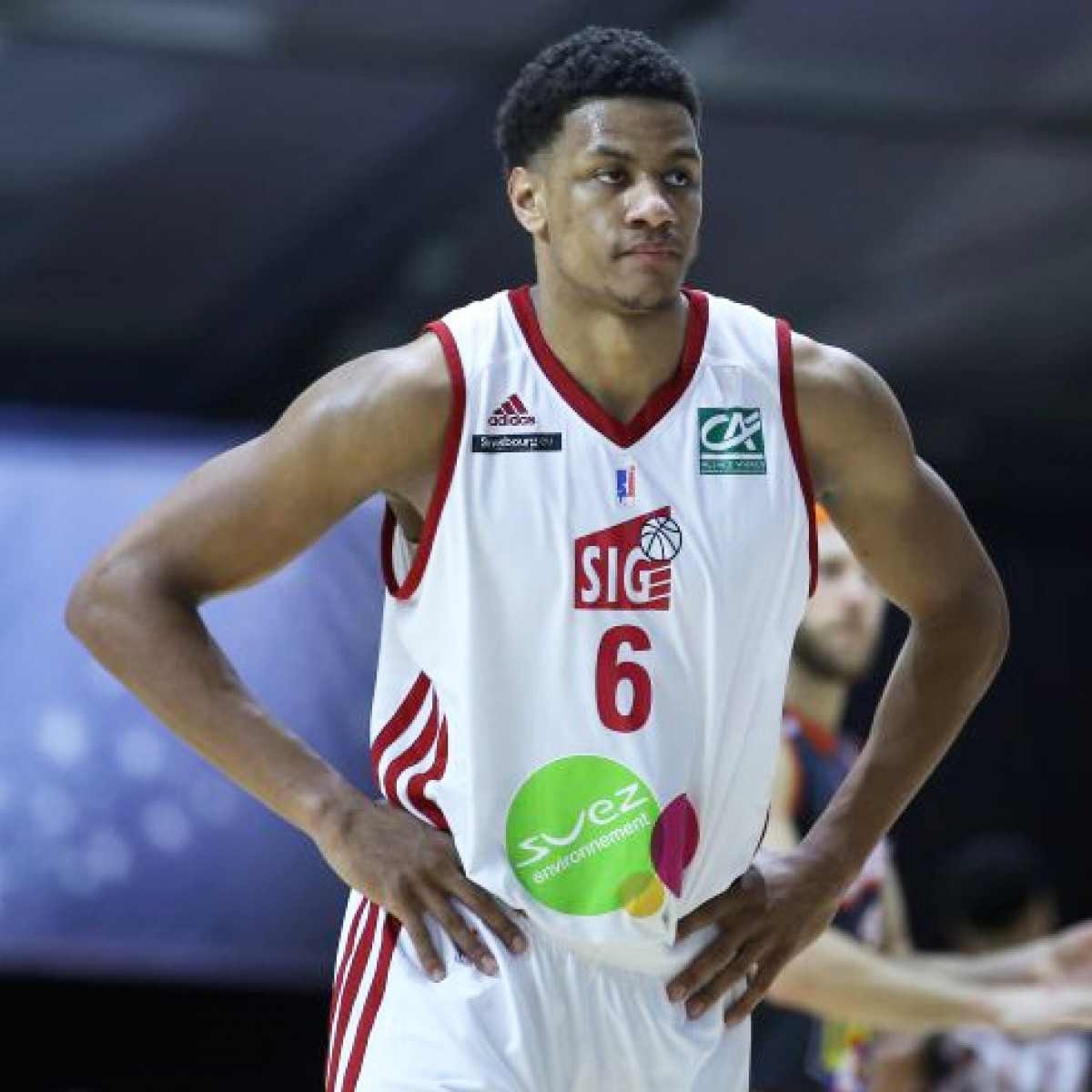 Photo of Axel Toupane, 2012-2013 season