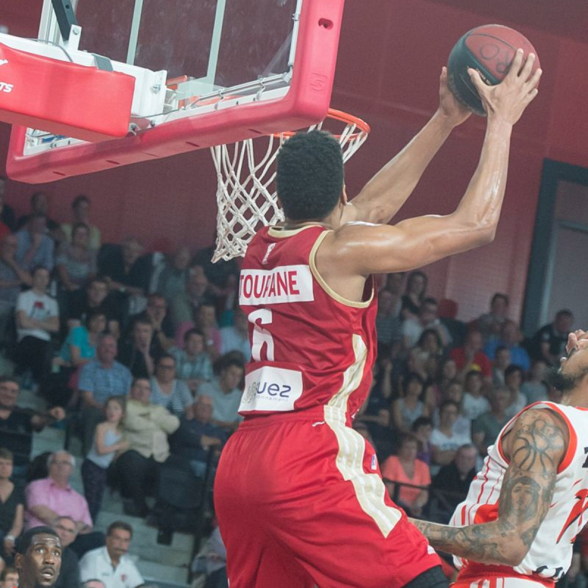 Photo of Axel Toupane, 2014-2015 season