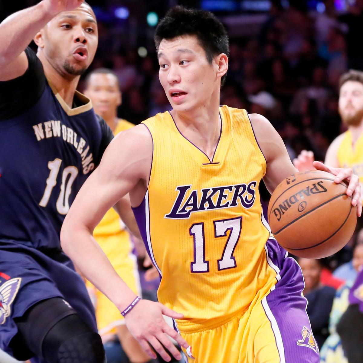 Photo of Jeremy Lin, 2014-2015 season