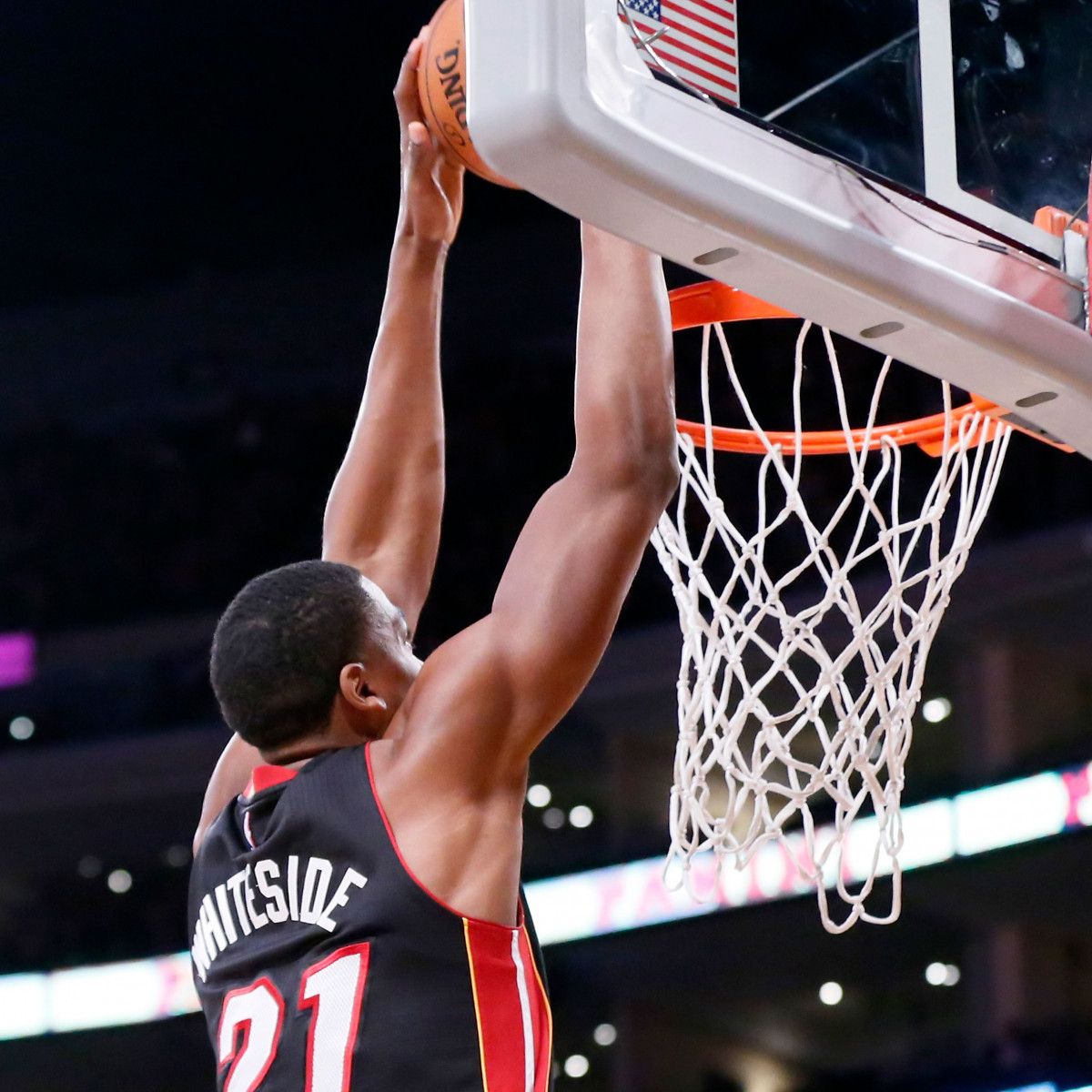 Photo of Hassan Whiteside, 2015-2016 season