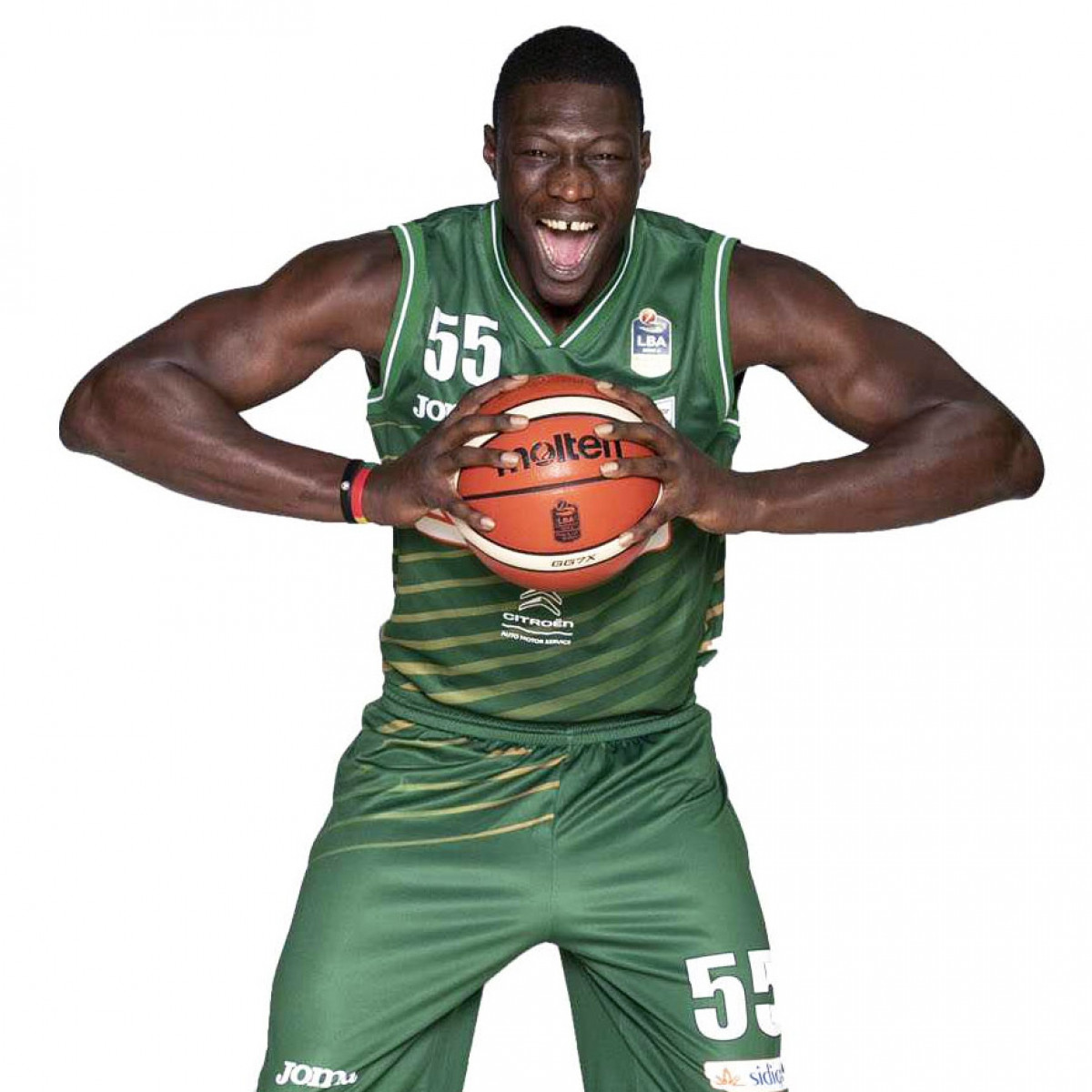 Photo of Hamady N'diaye, 2018-2019 season