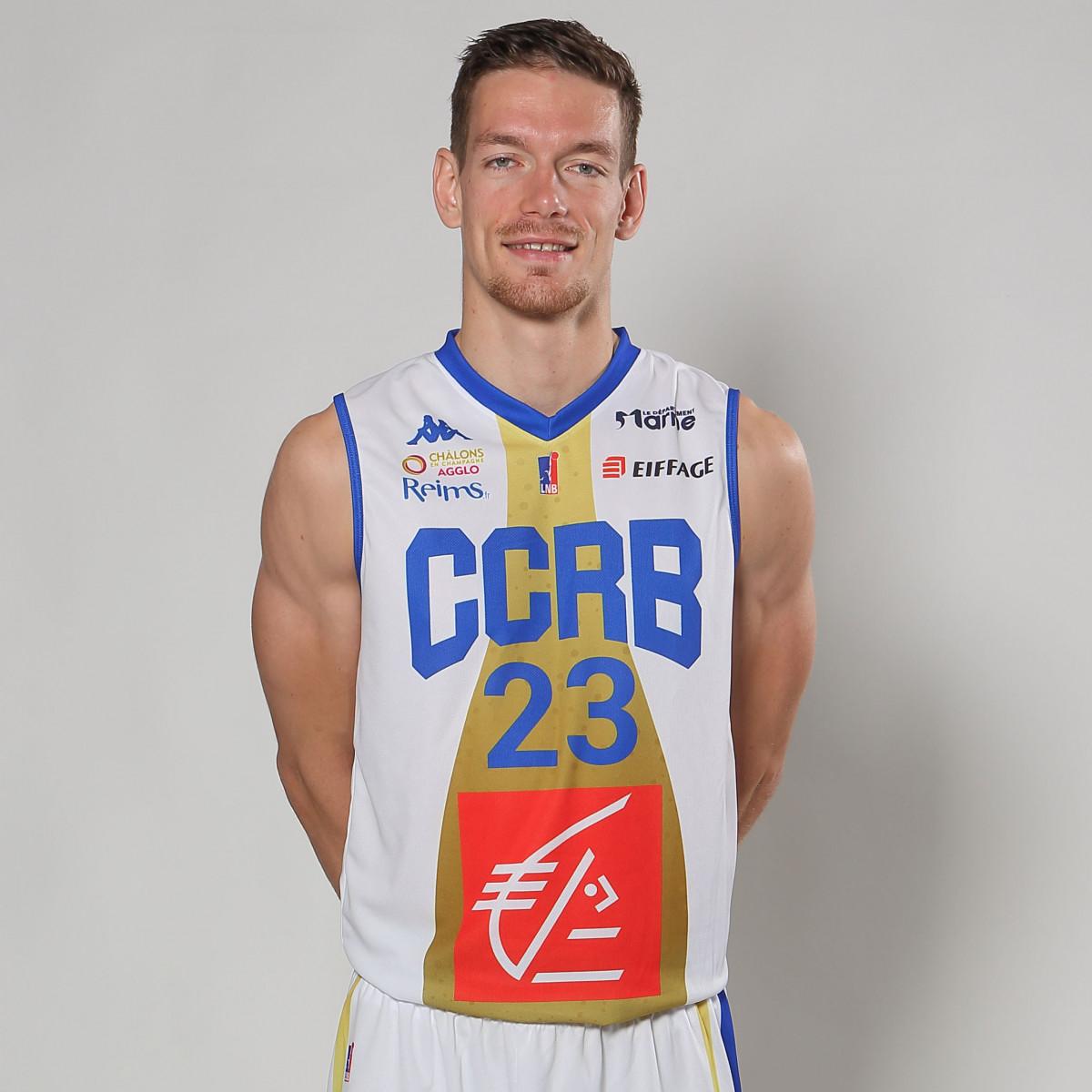 Photo of Jean-Baptiste Maille, 2019-2020 season