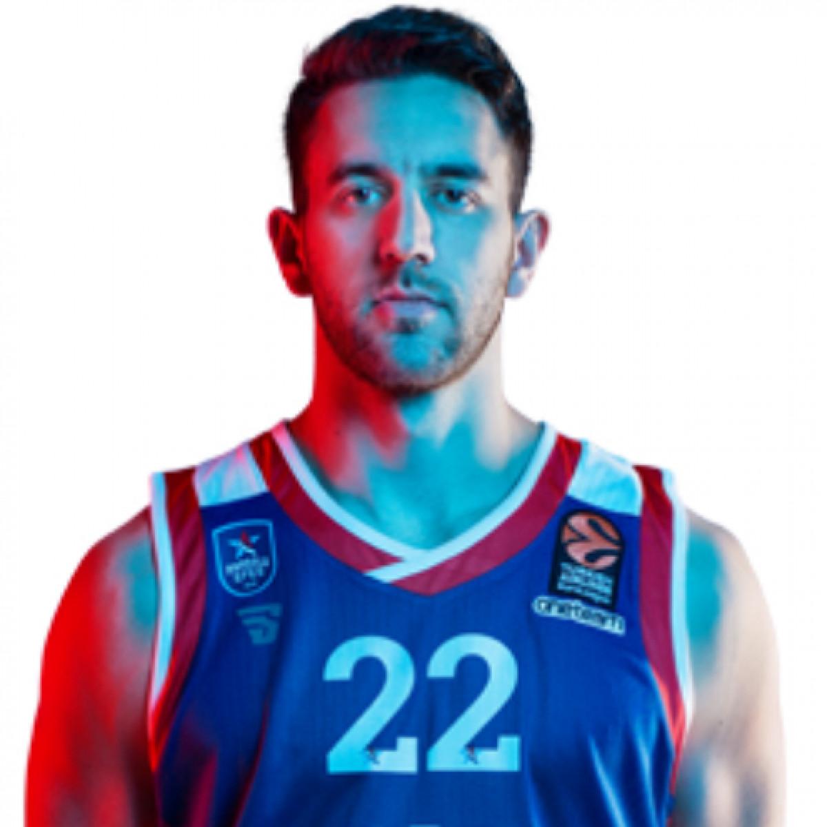 Photo of Vasilije Micic, 2018-2019 season