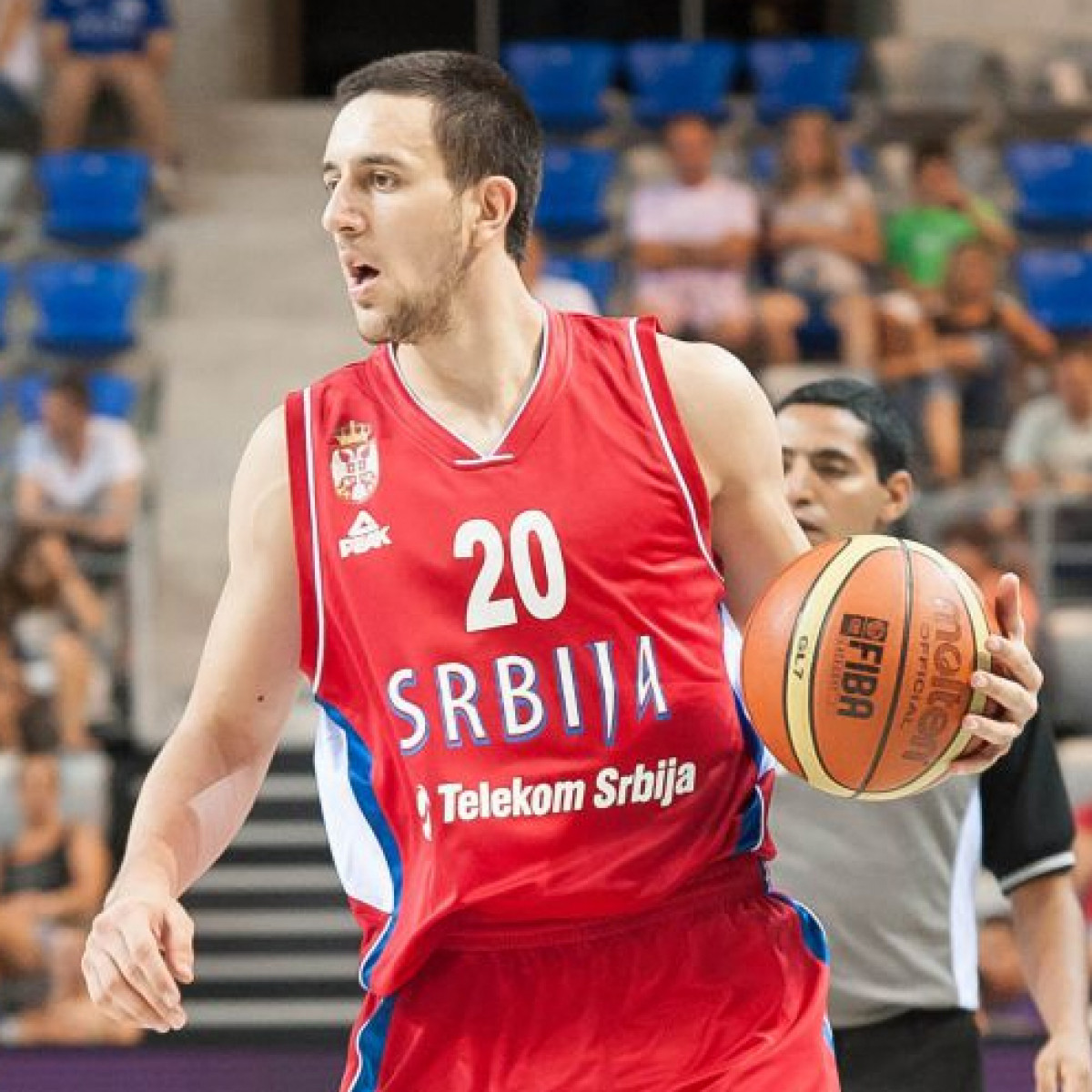 Photo of Vasilije Micic, 2013-2014 season