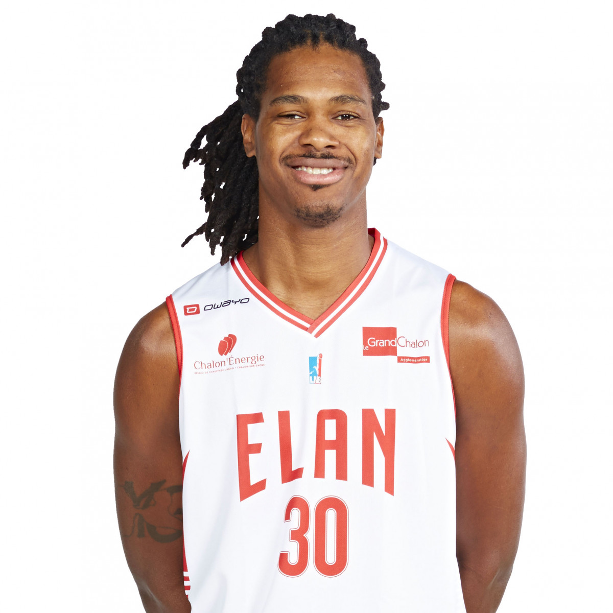 Photo of Mickael Gelabale, 2019-2020 season