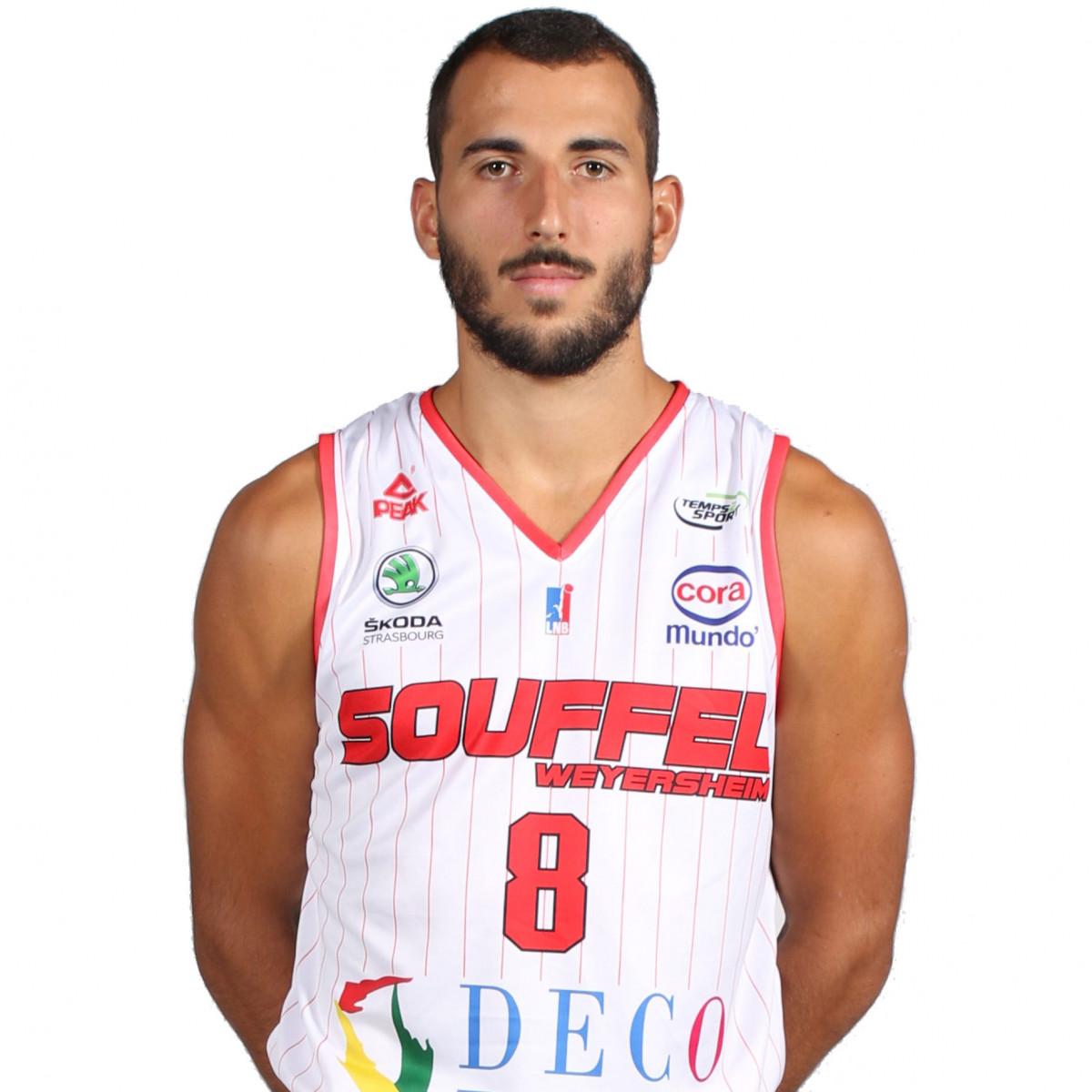Photo of Antony Labanca, 2019-2020 season