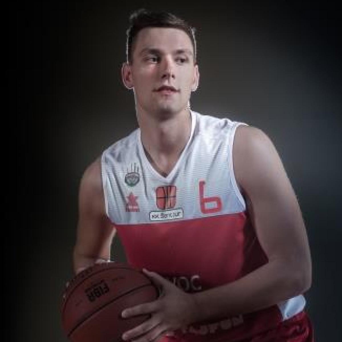 Photo of Tomaz Jereb, 2018-2019 season