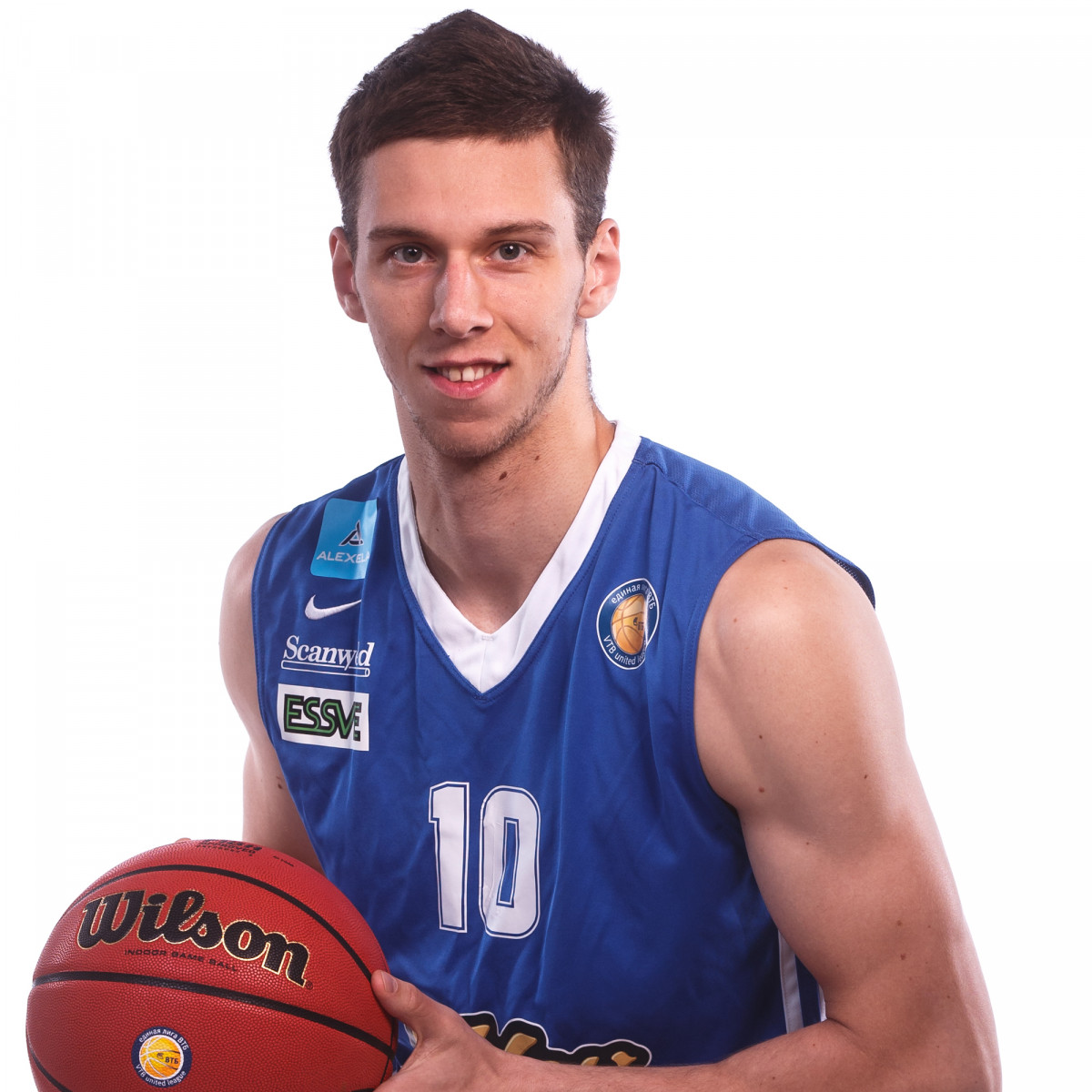 Photo of Vitali Liutych, 2016-2017 season