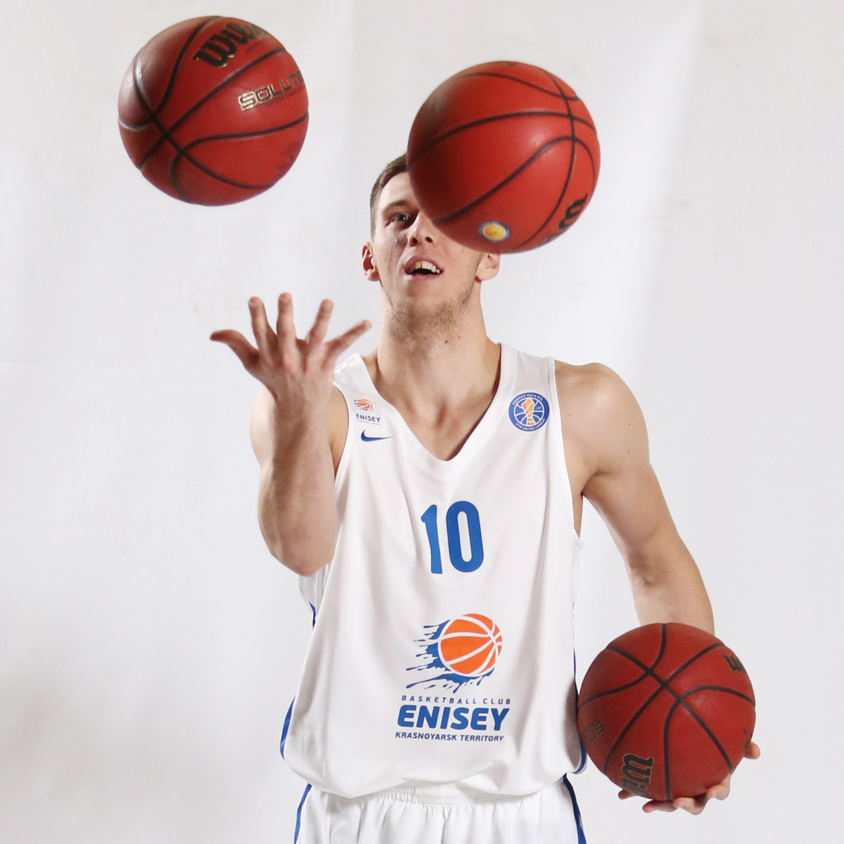 Photo of Vitali Liutych, 2017-2018 season