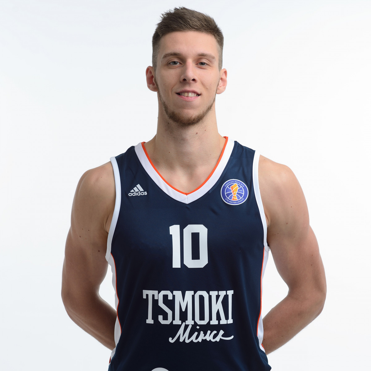 Photo of Vitali Liutych, 2018-2019 season