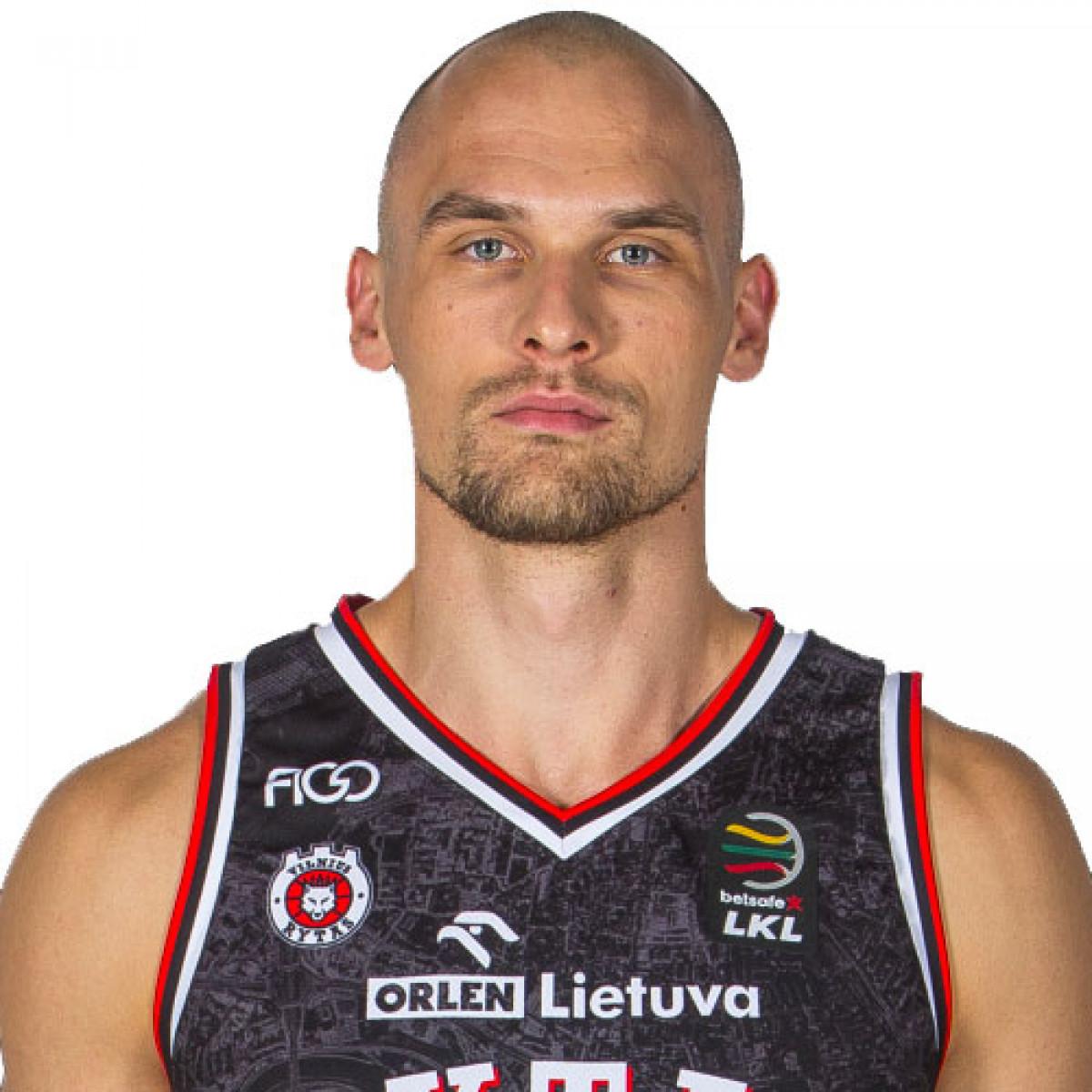 Photo of Dovis Bickauskis, 2019-2020 season