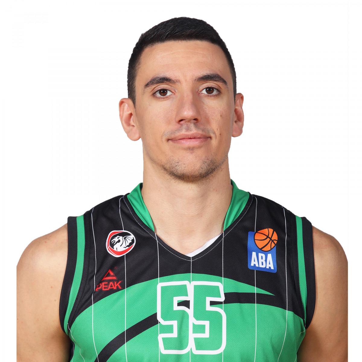 Photo of Erjon Kastrati, 2018-2019 season