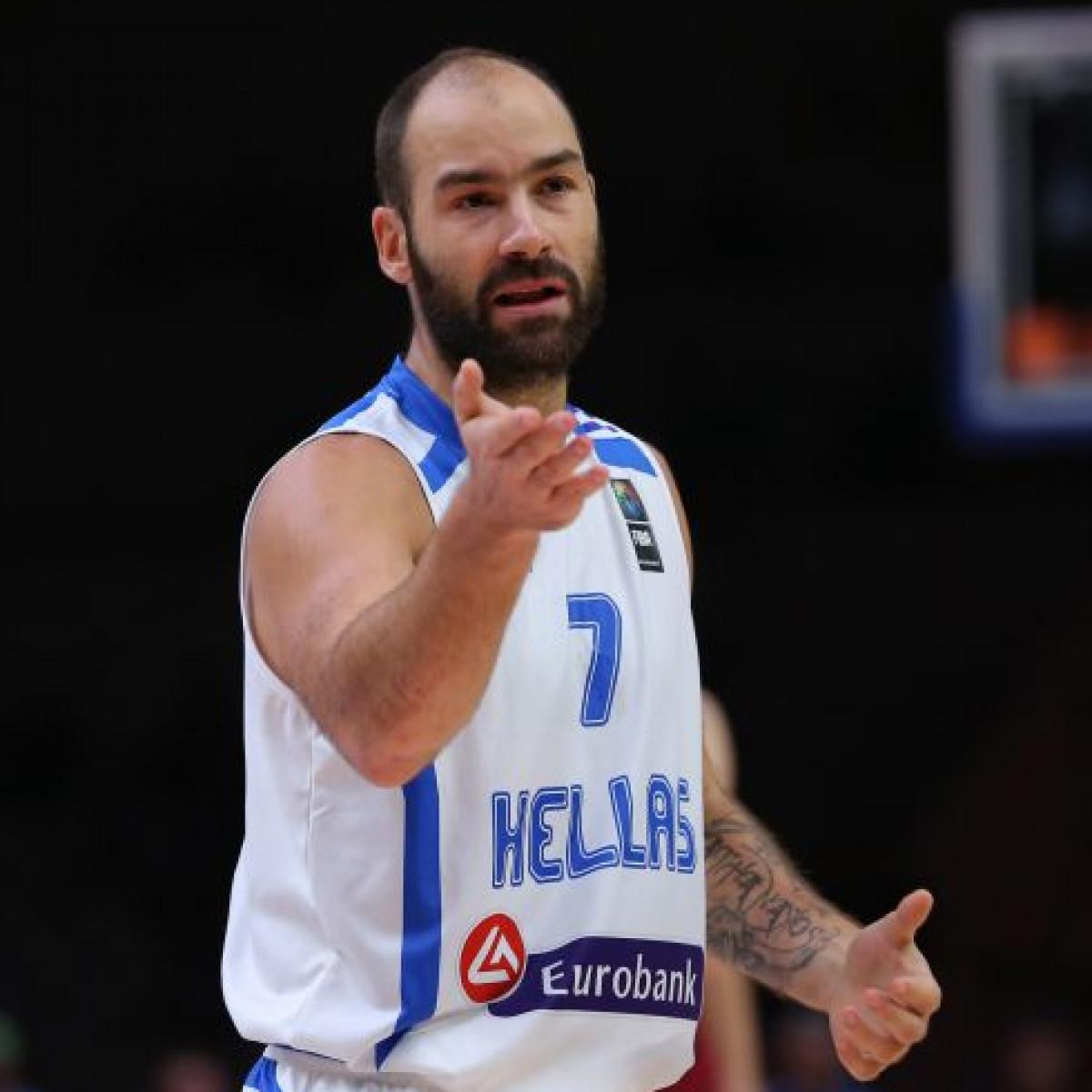 Photo of Vassilis Spanoulis, 2015-2016 season