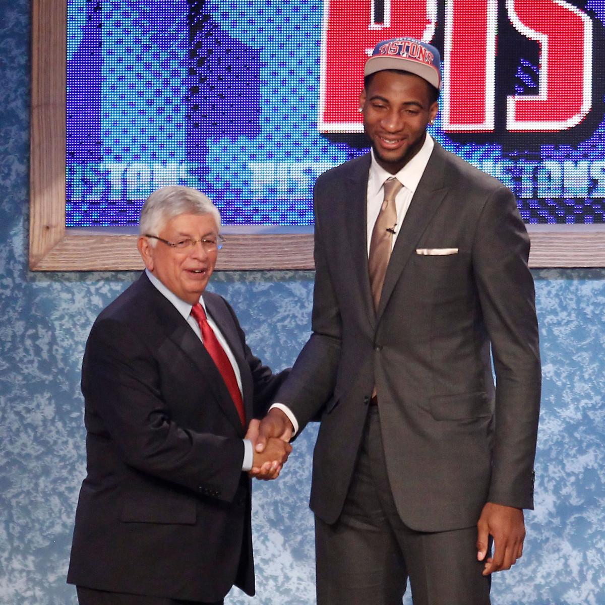 Photo of Andre Drummond, 2011-2012 season
