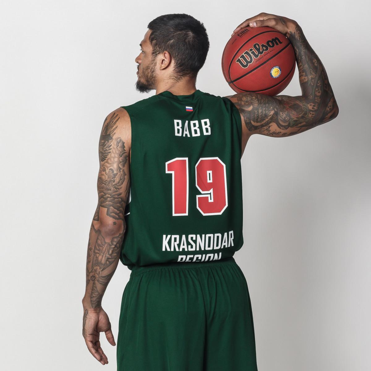 Photo of Chris Babb, 2017-2018 season