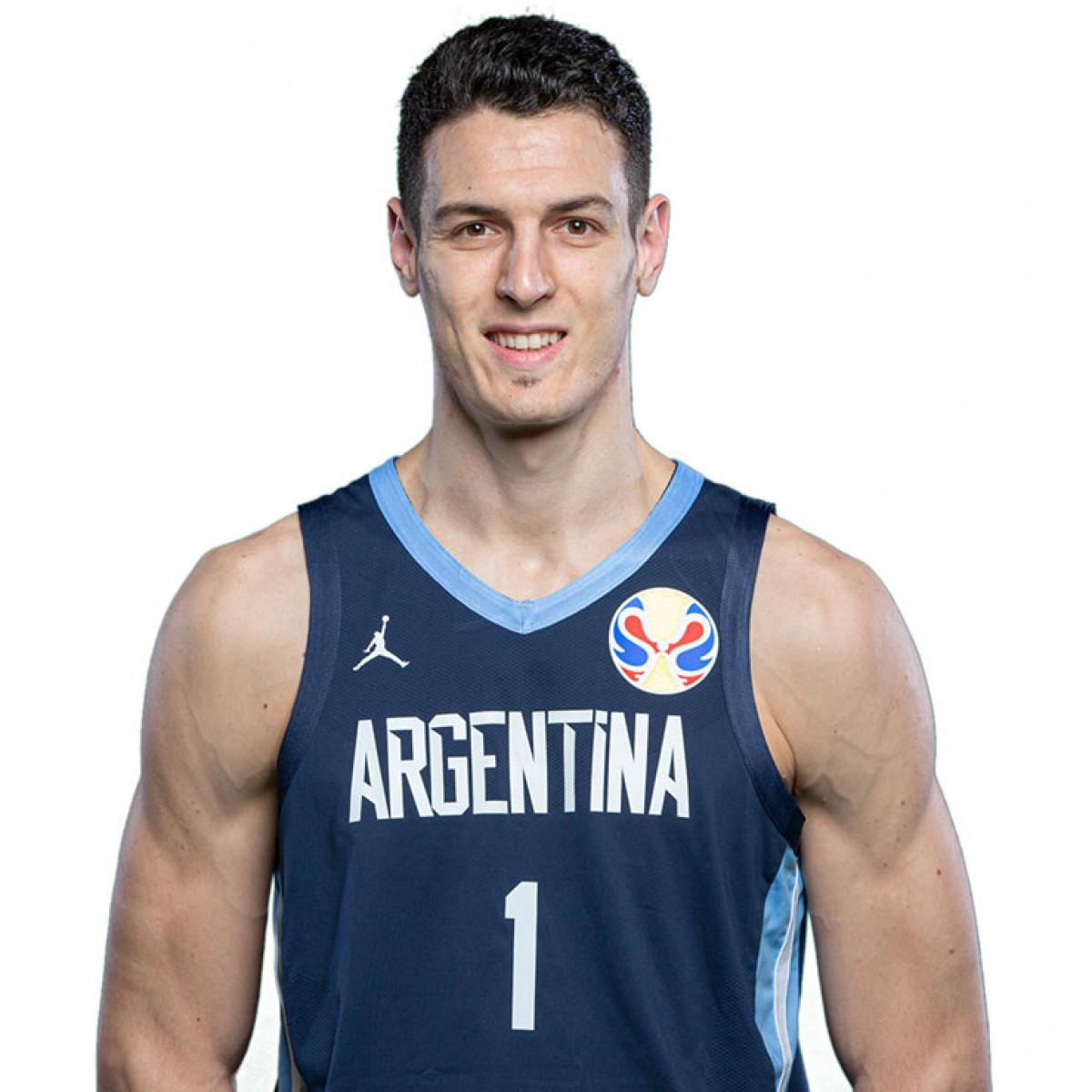 Photo of Augustin Caffaro, 2019-2020 season