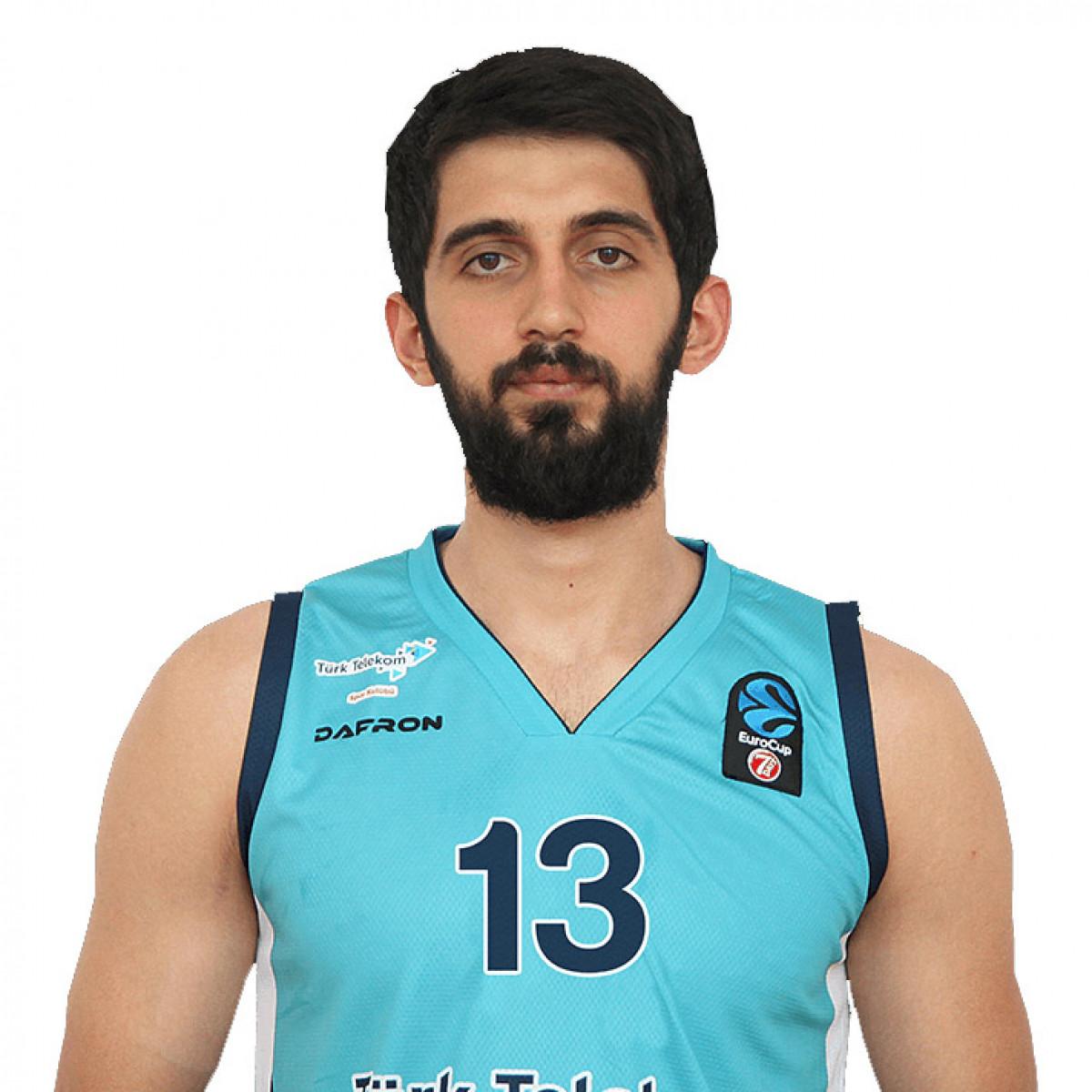 Photo of Ercan Bayrak, 2018-2019 season