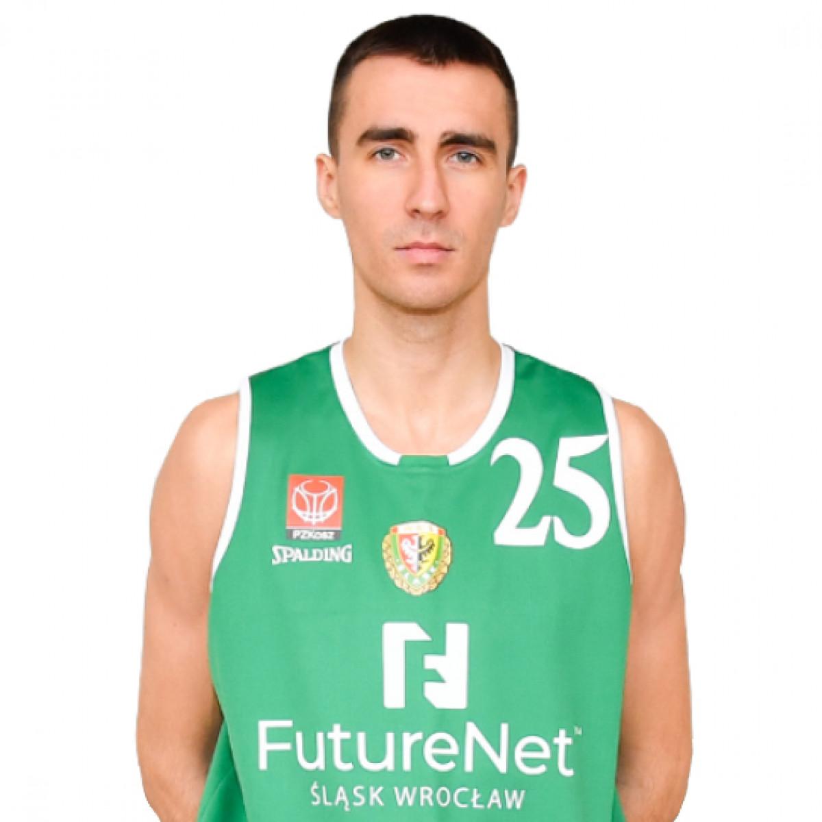 Photo of Aleksander Lenczuk, 2018-2019 season