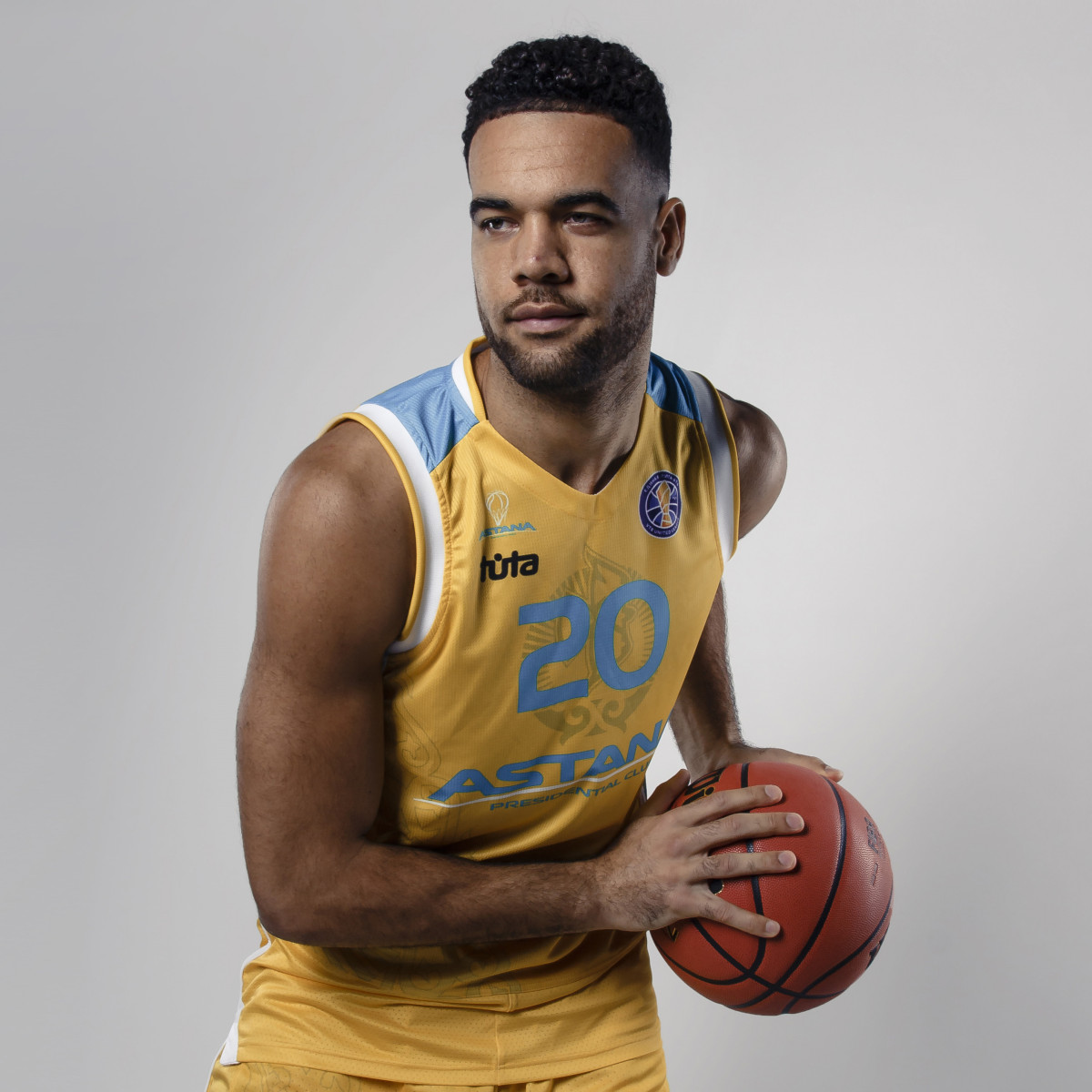 Photo of Jaleel O'brien, 2018-2019 season