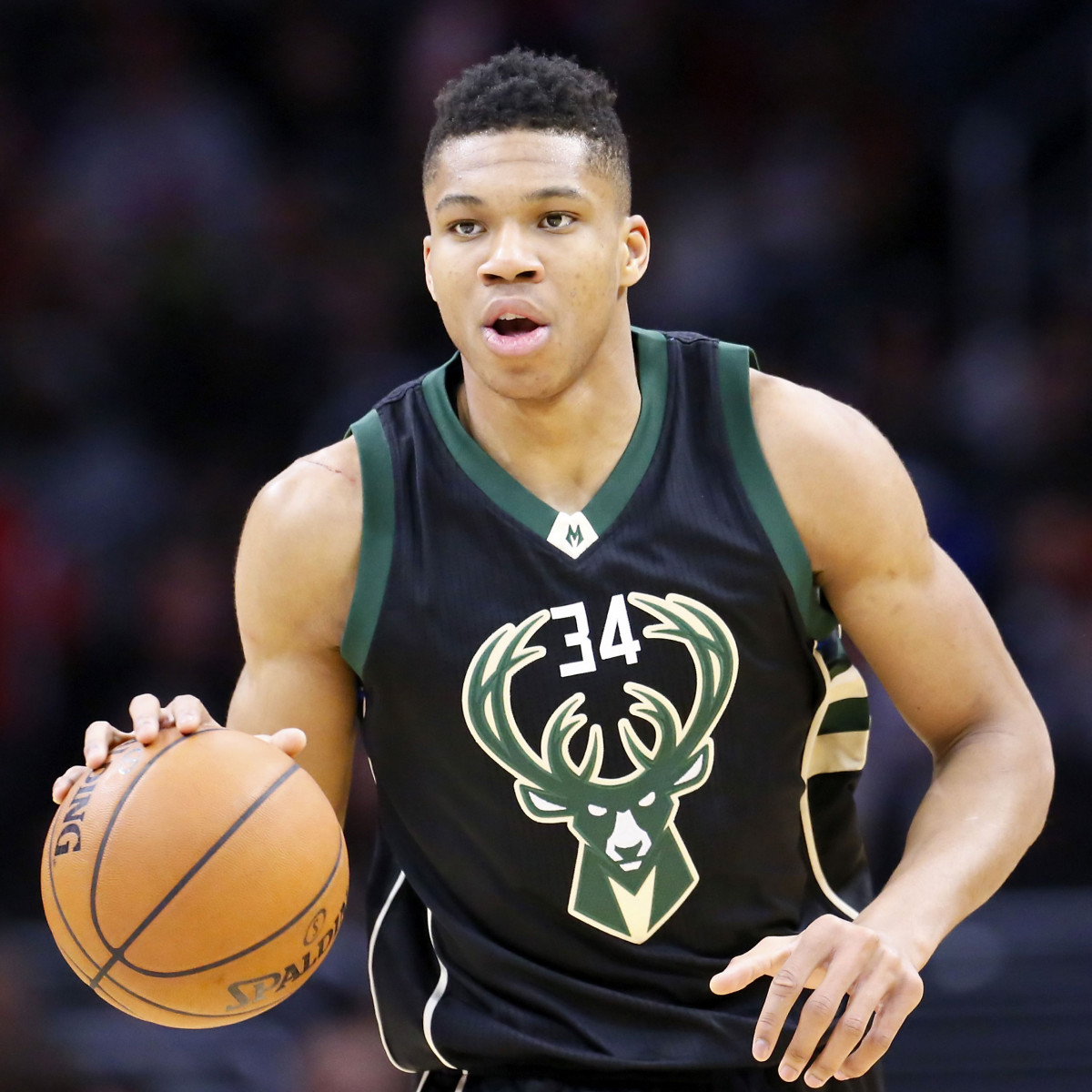 Photo of Giannis Antetokounmpo, 2015-2016 season