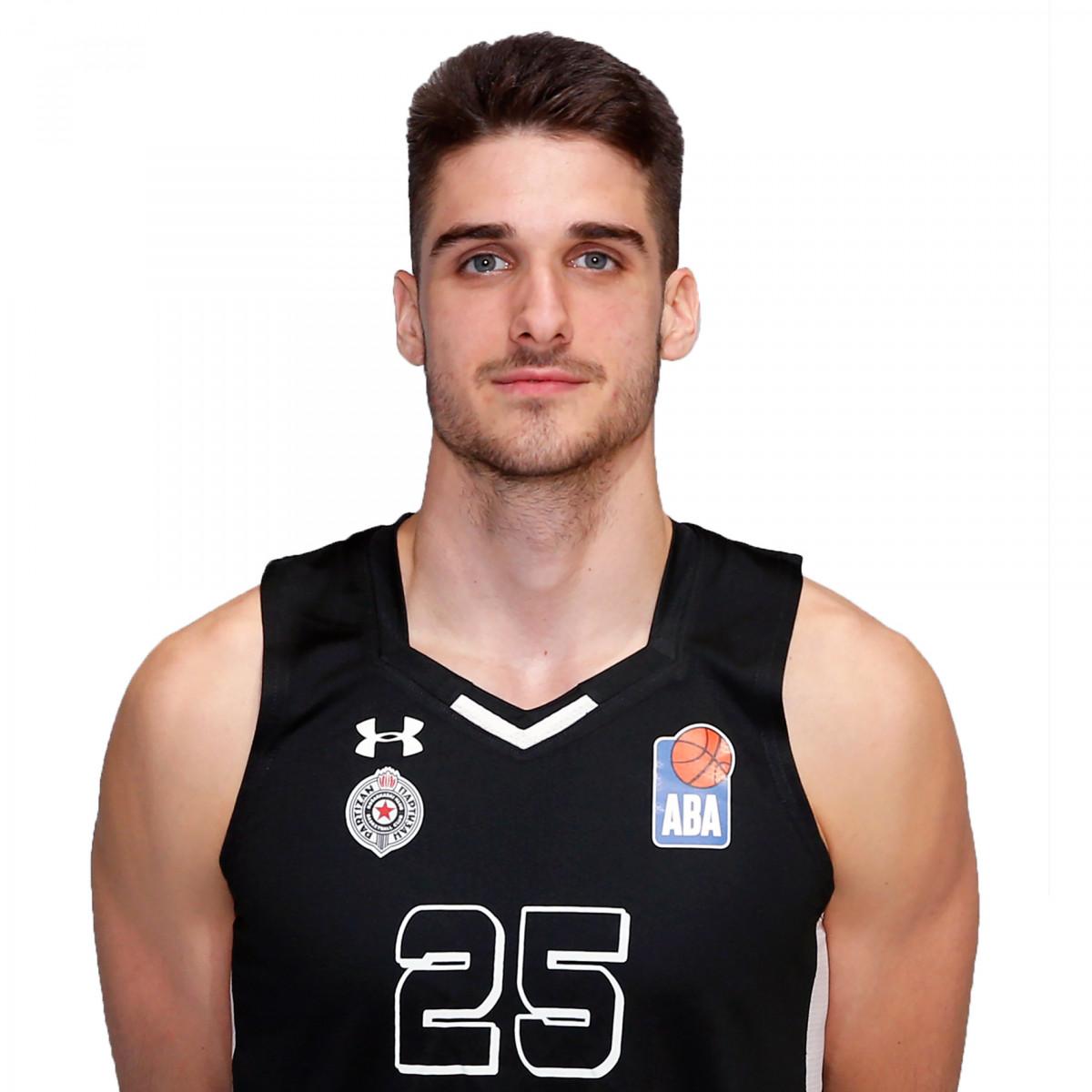 Photo of Rade Zagorac, 2018-2019 season